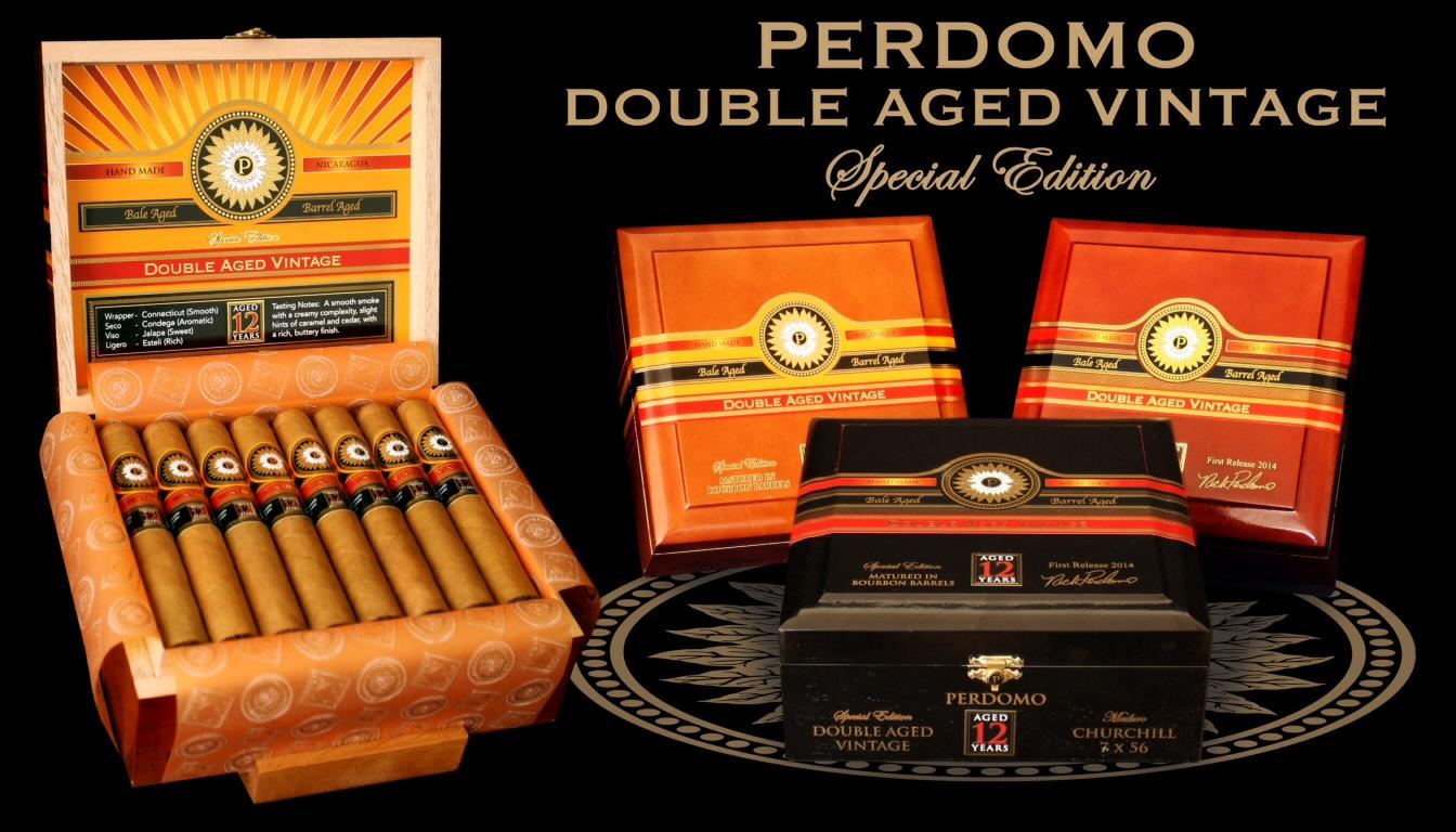 Perdomo Double Aged Vintage 1