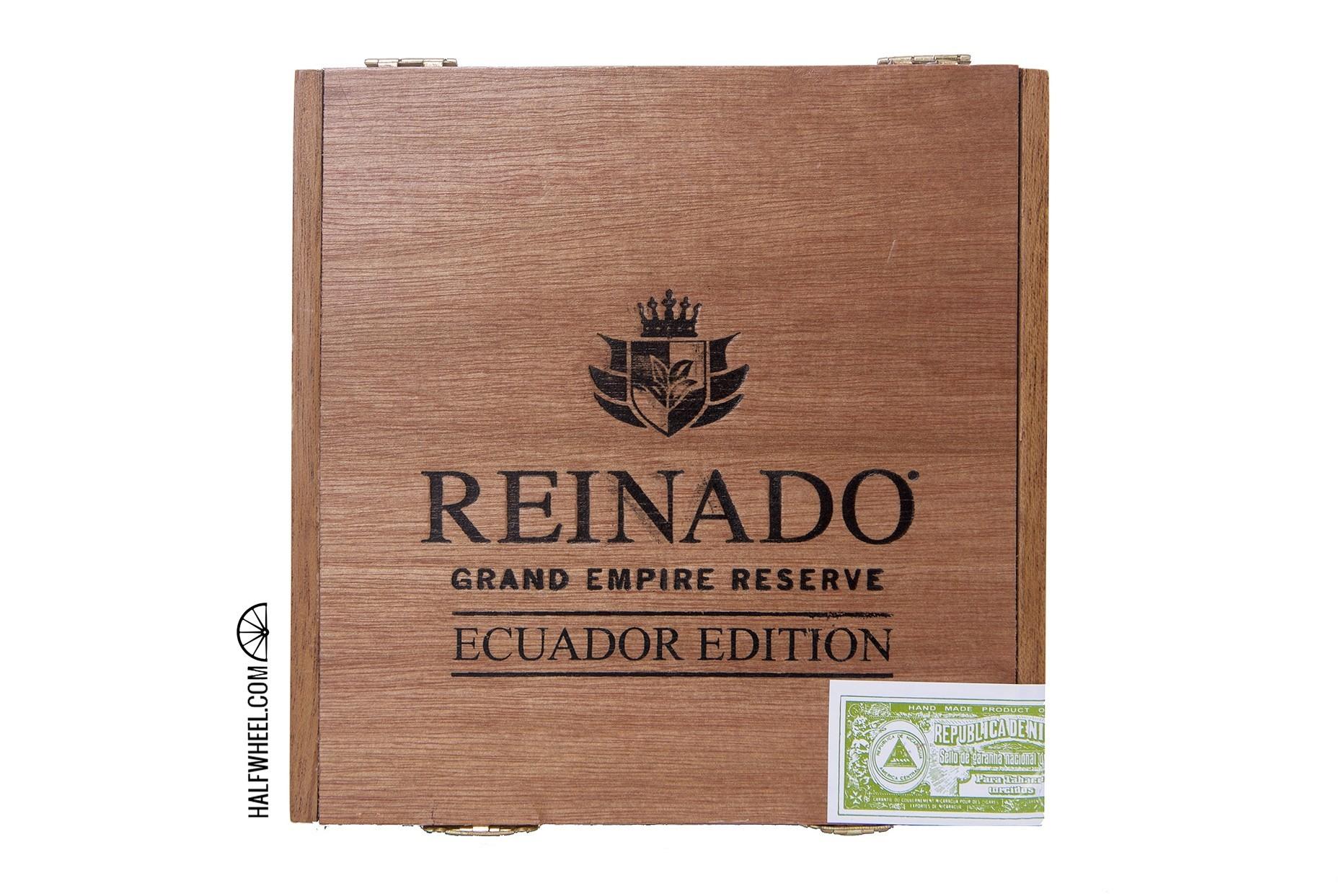 Reinado Grand Empire Reserve Ecuador Edition Box 1