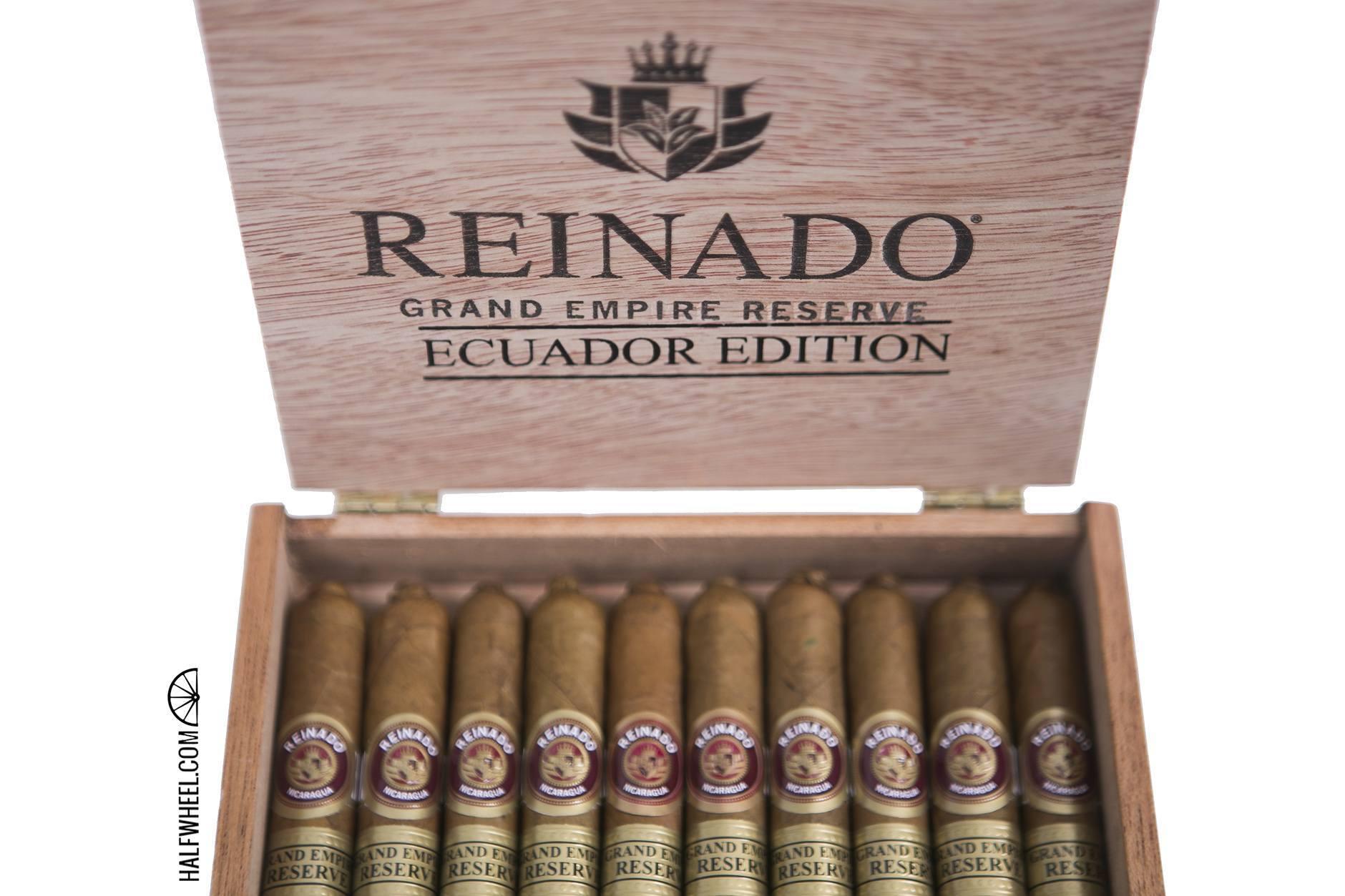 Reinado Grand Empire Reserve Ecuador Edition Box 2