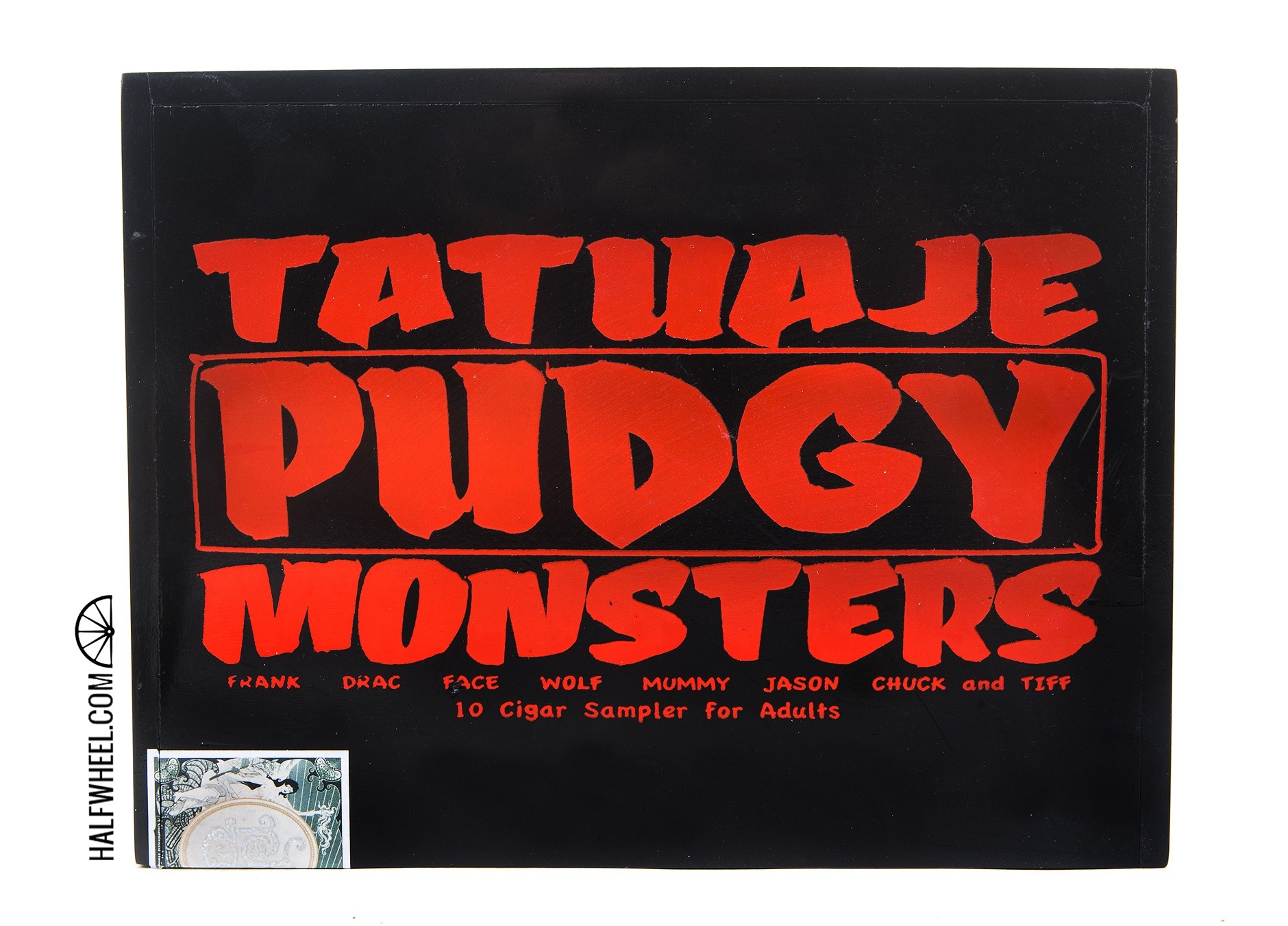 Tatuaje Pudgy Monster Box 1