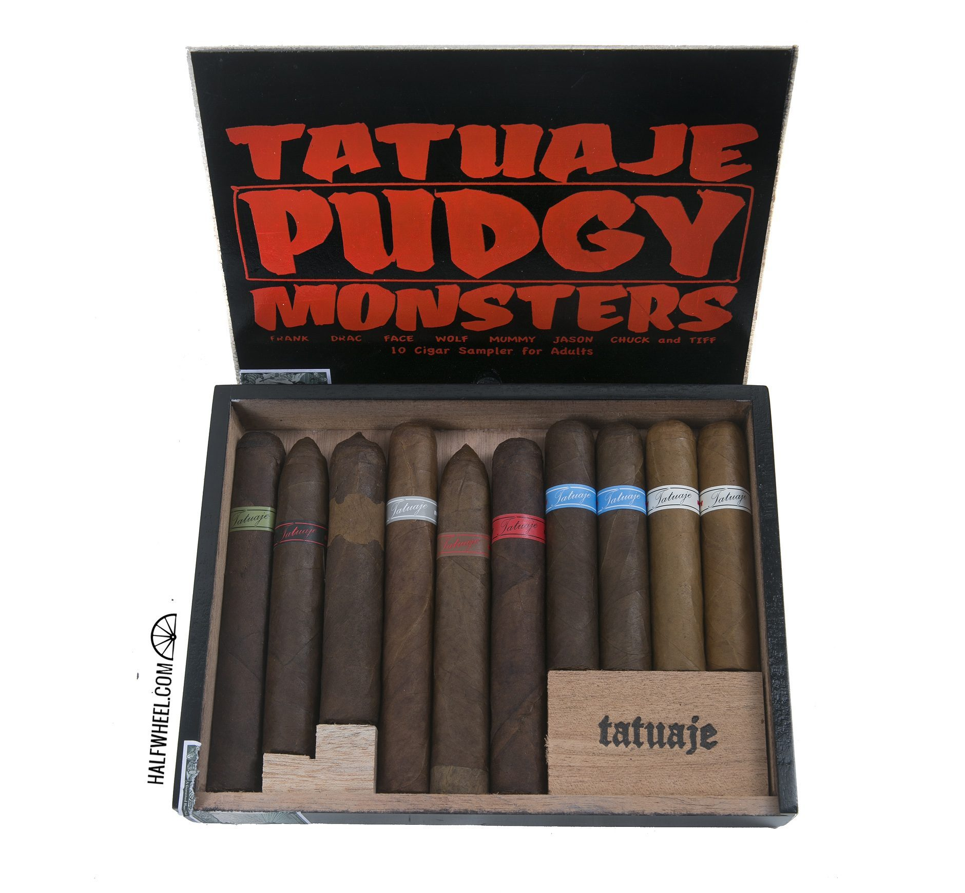 Tatuaje Pudgy Monster Box 2