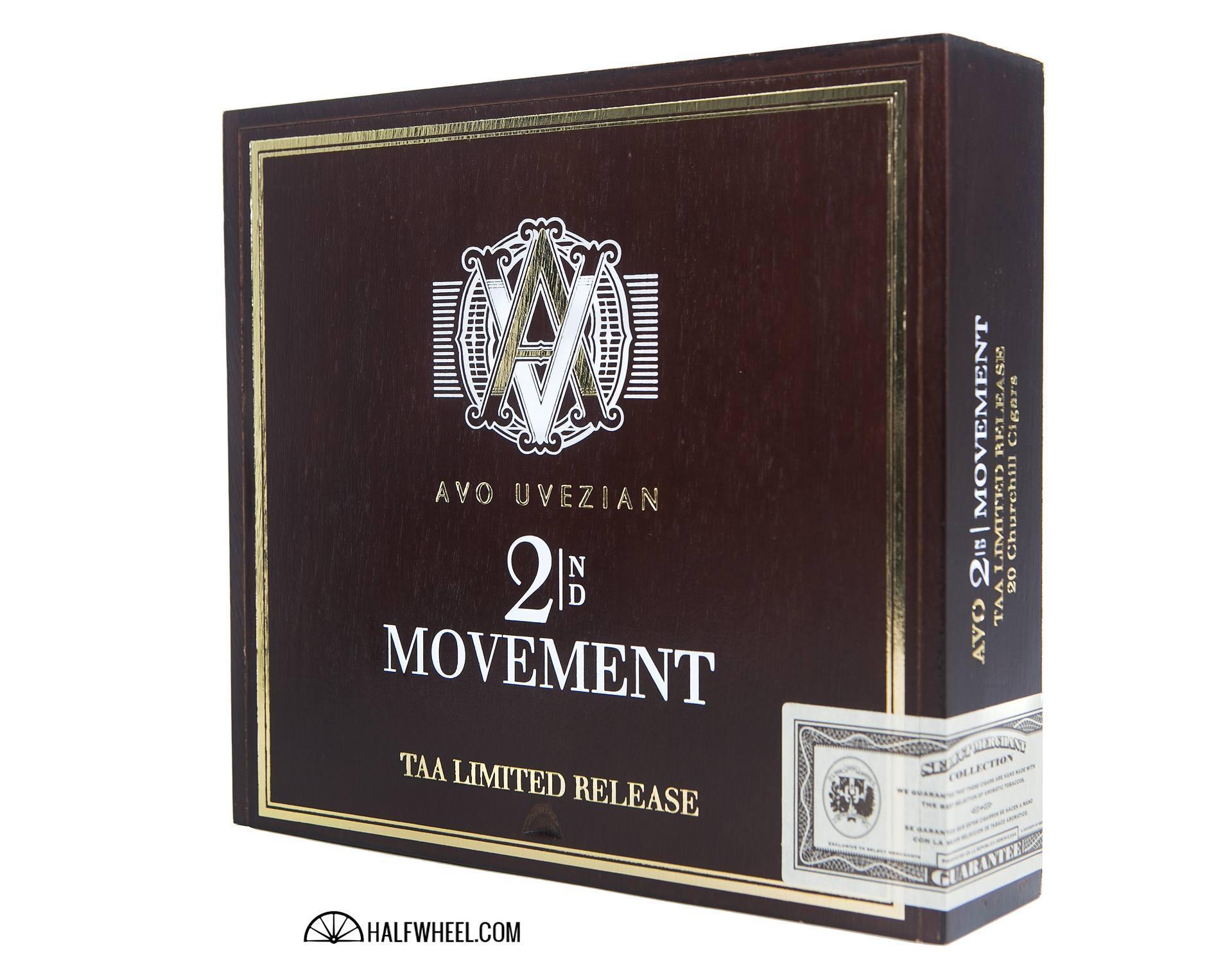 AVO 2nd Movement TAA Exclusive Box 1