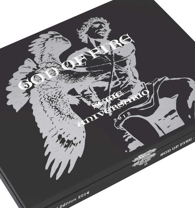 God of Fire Box Serie Aniversario Box 1