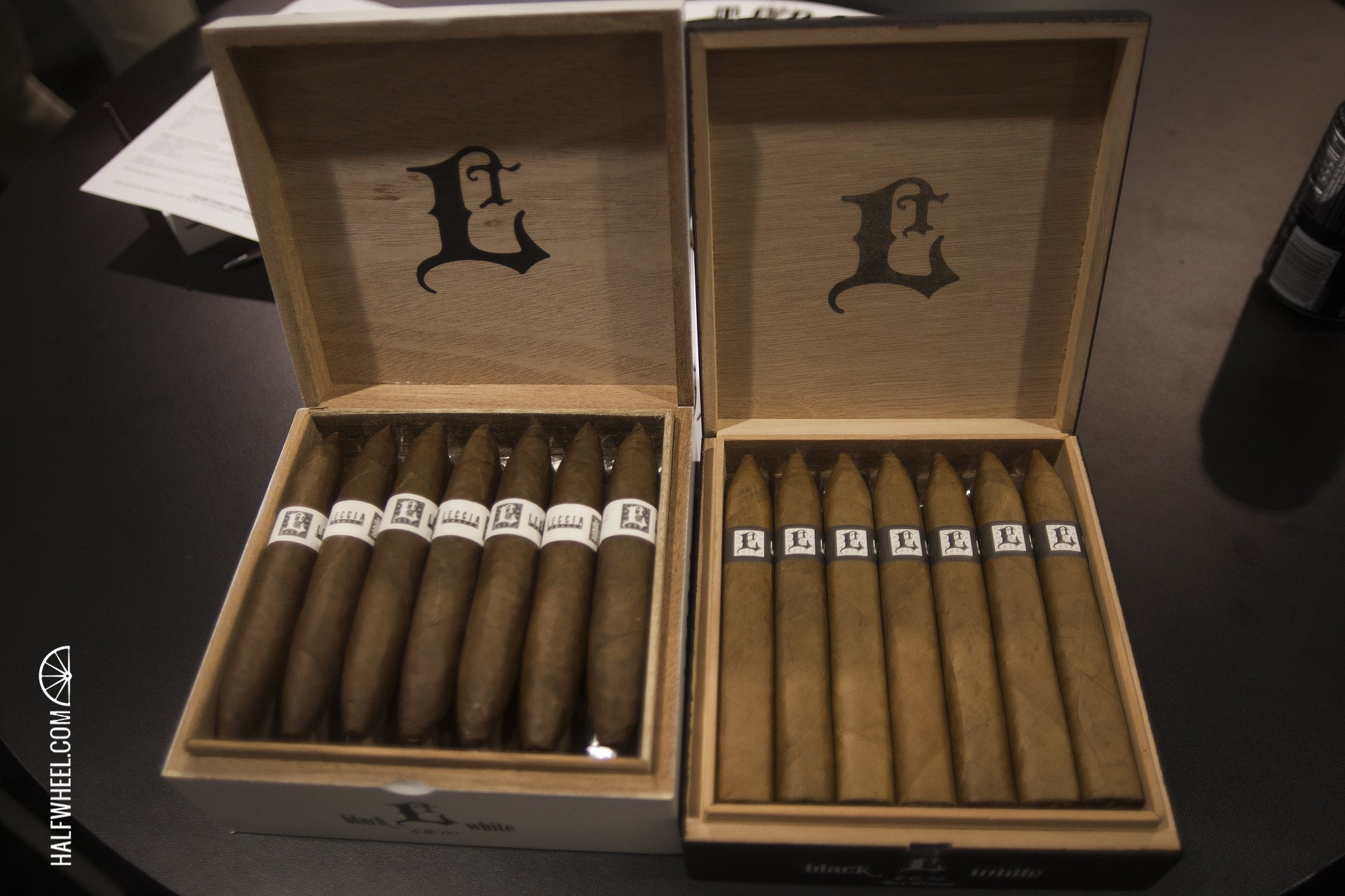 Leccia Black White new sizes IPCPR 2014