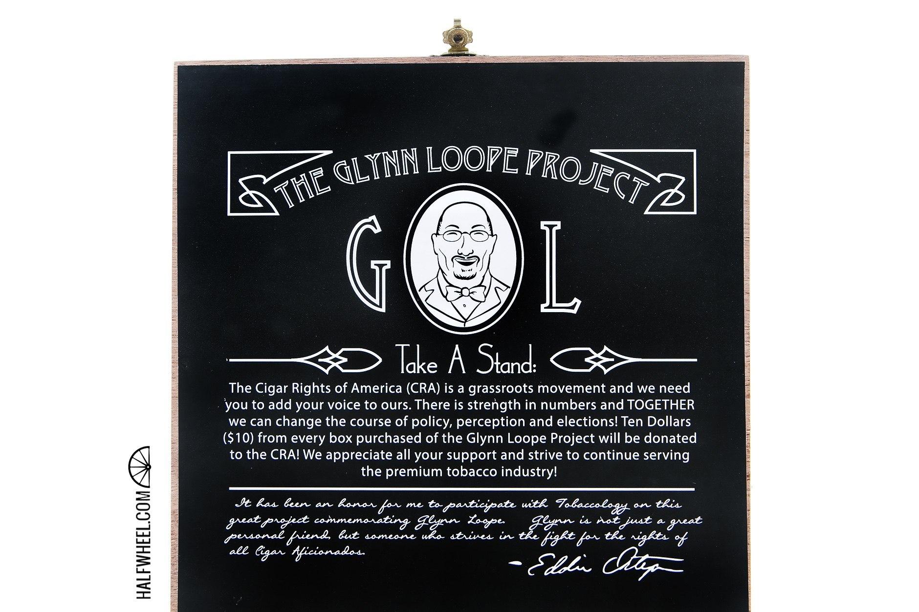 Ortega The Glynn Loope Project Box 3