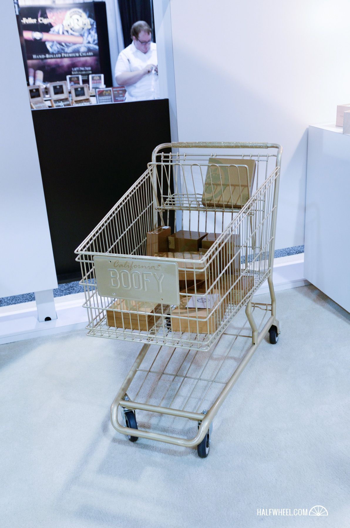 Room101 Shopping Cart