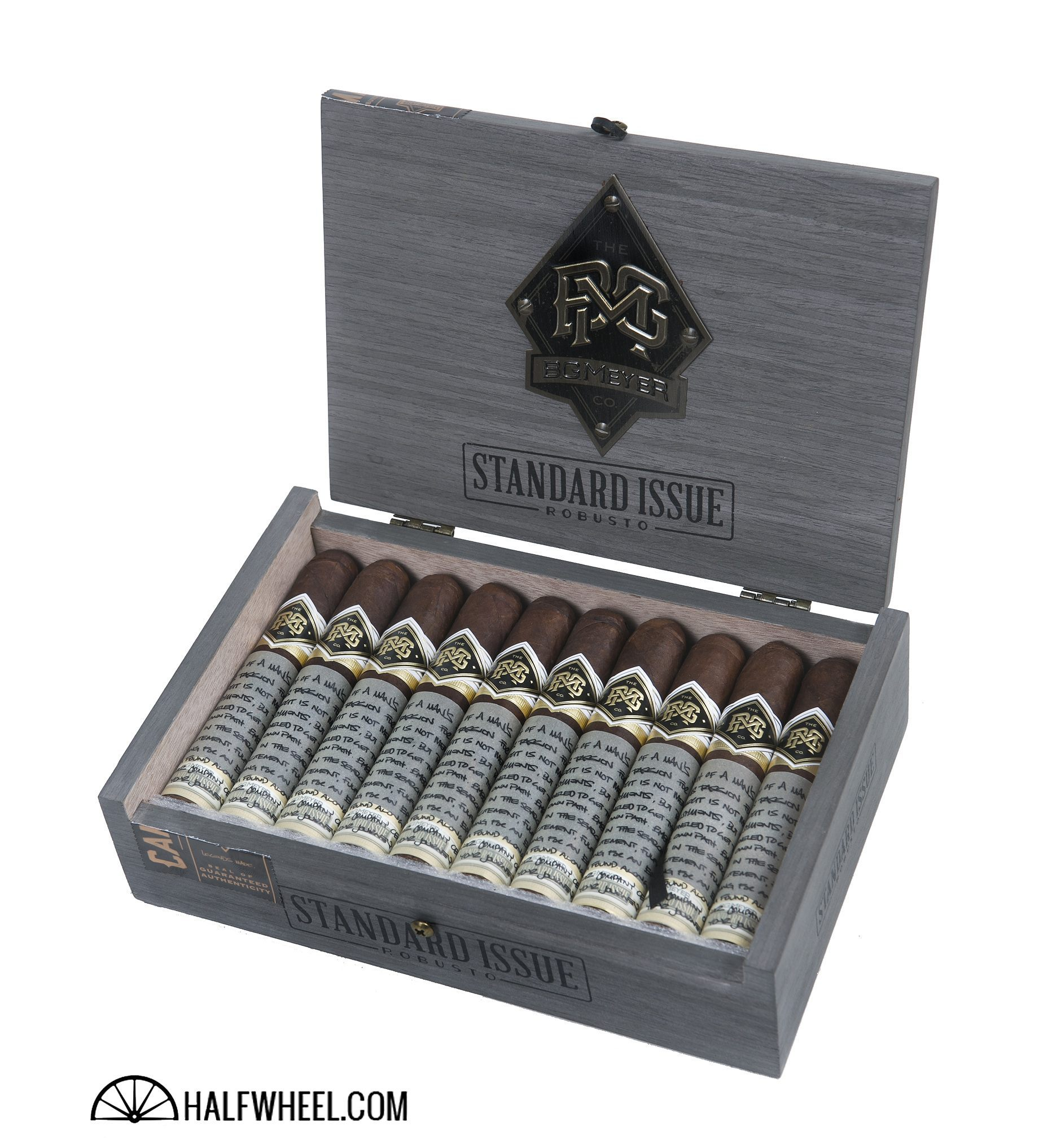 Standard Issue Robusto Box 2