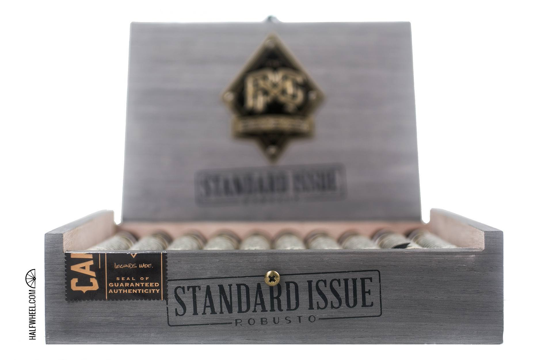 Standard Issue Robusto Box 3