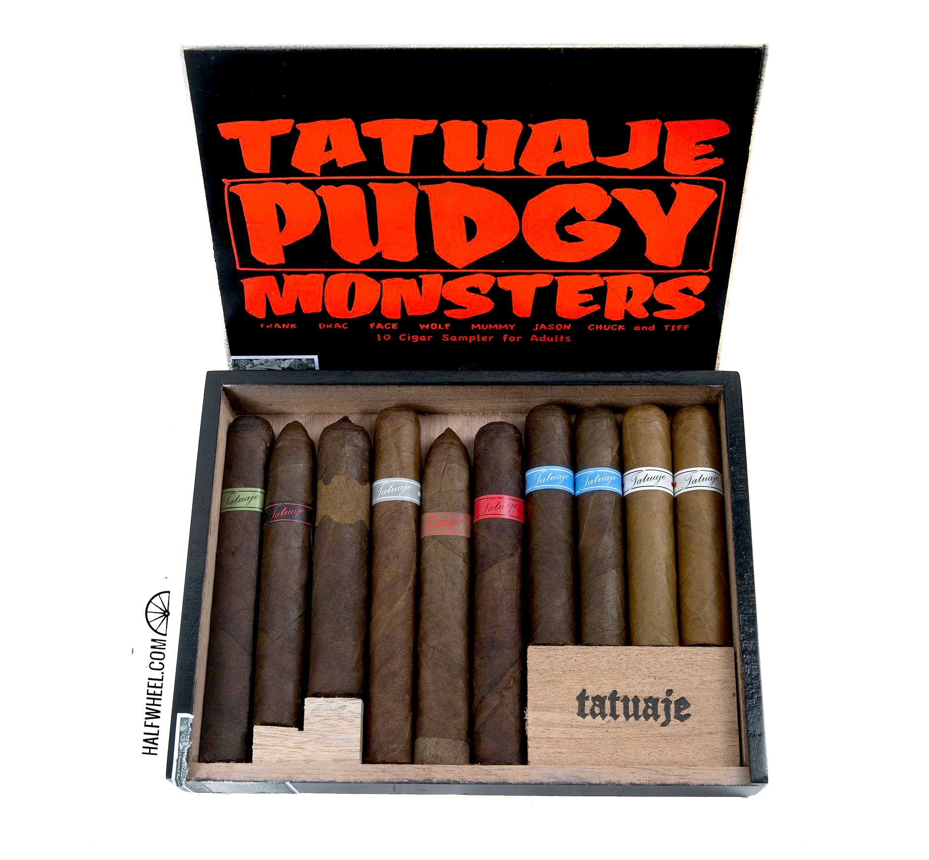 Tatuaje Pudgy Monsters Box 2
