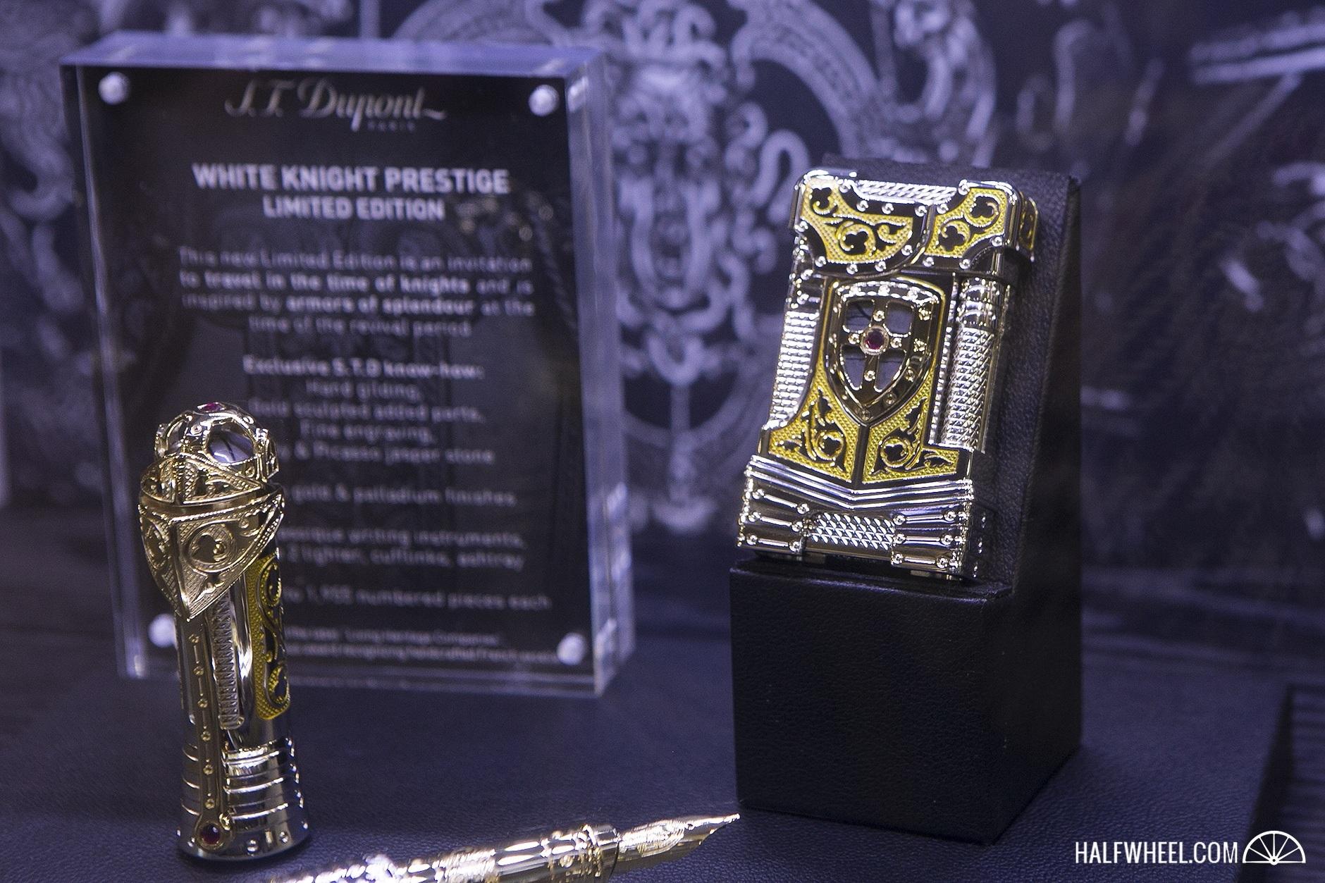 White Knight Prestige