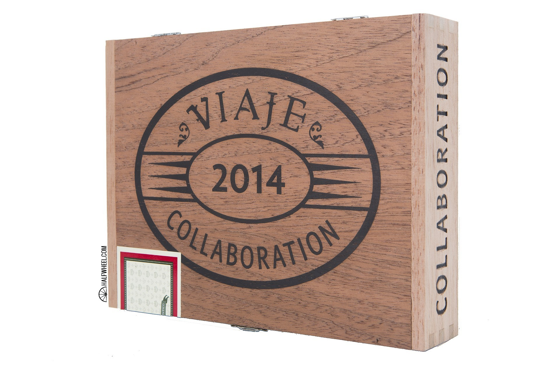 Viaje Collaboration 2014 Box 1
