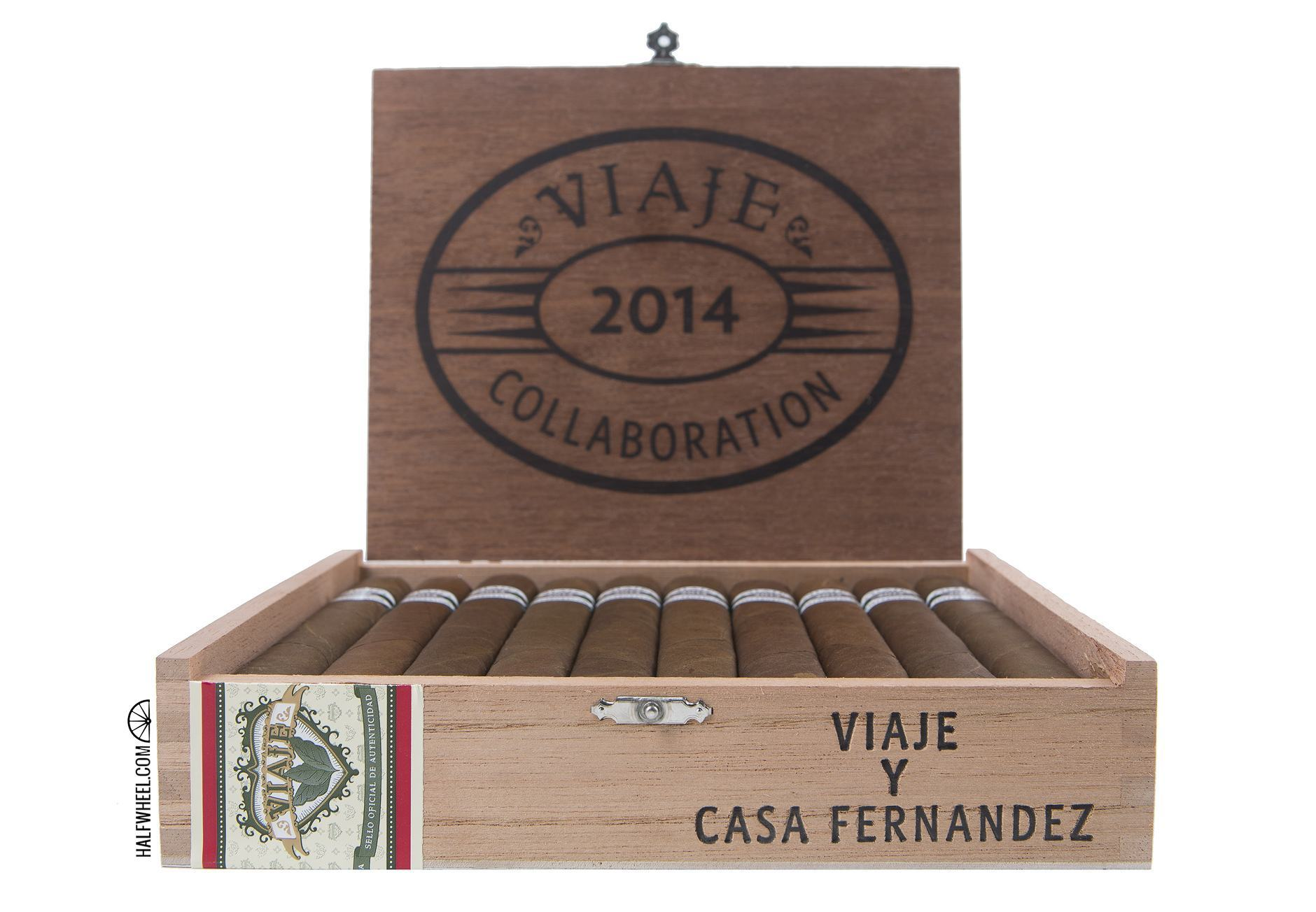 Viaje Collaboration 2014 Box 2