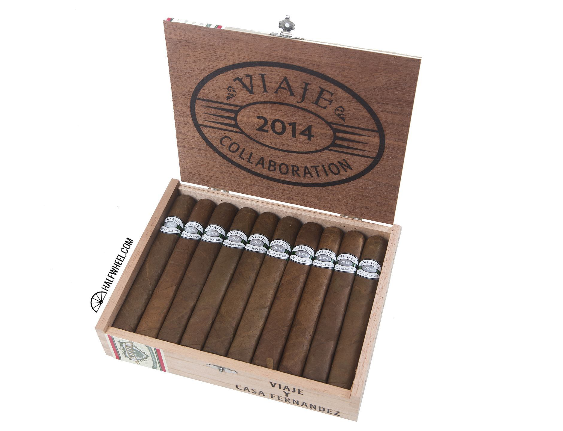 Viaje Collaboration 2014 Box 3