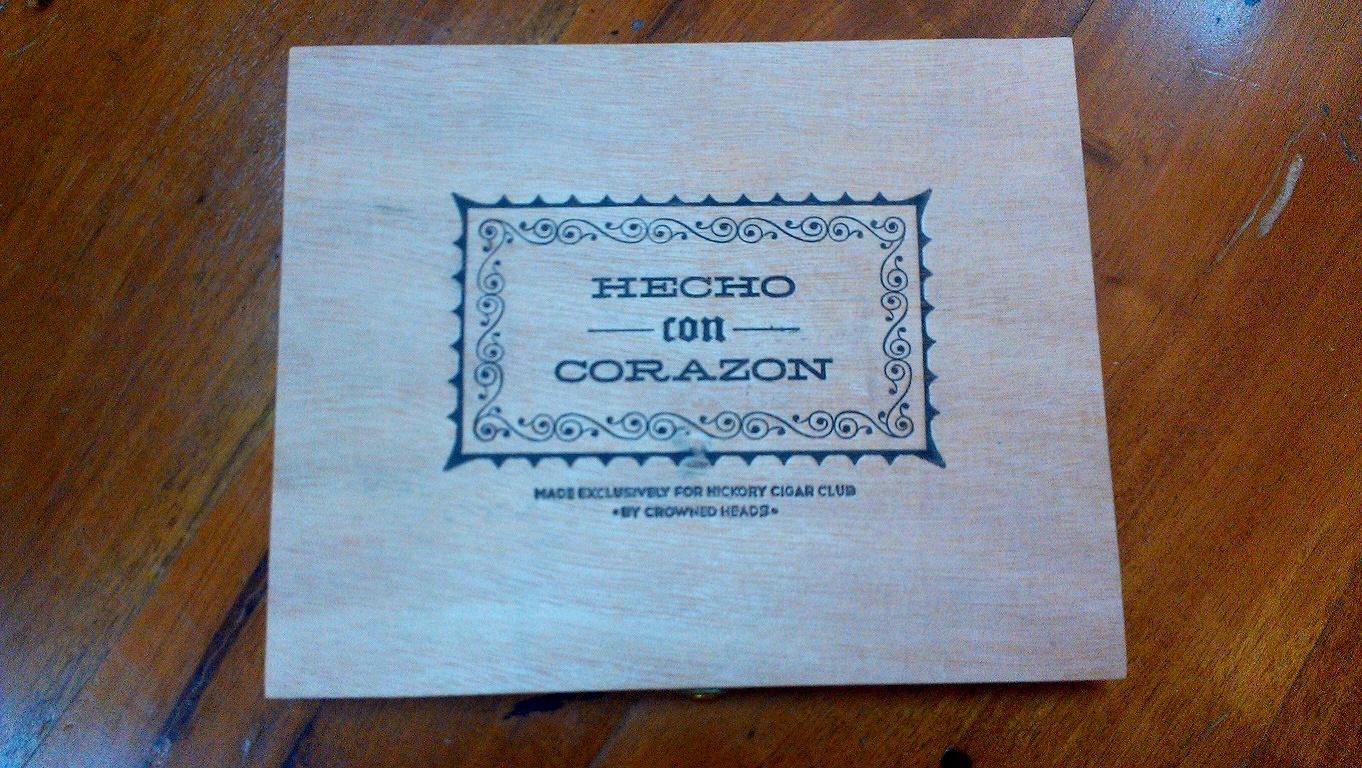 Con Corazon LE 2014 Box