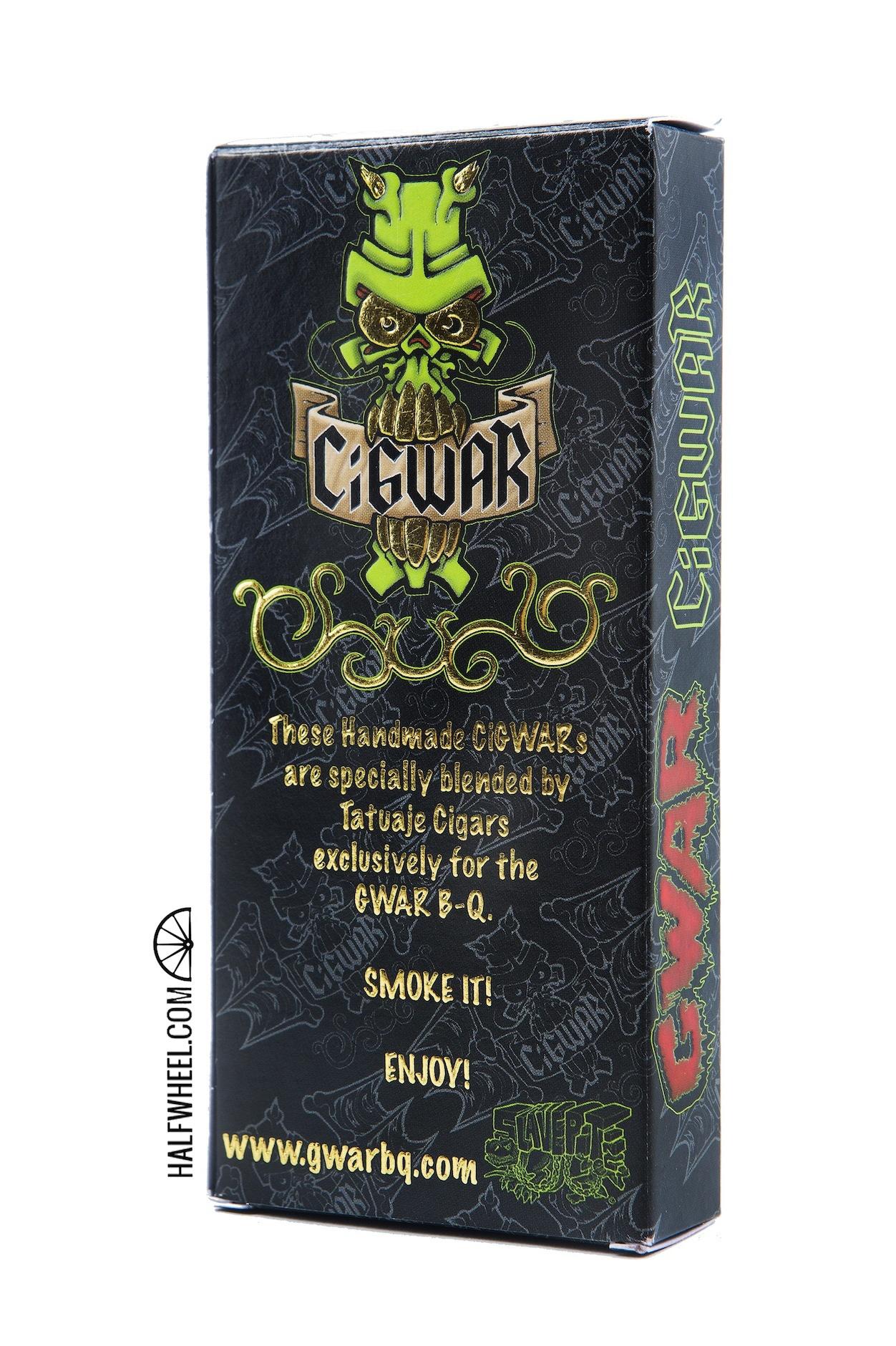 Tatuaje CiGWAR Box 2