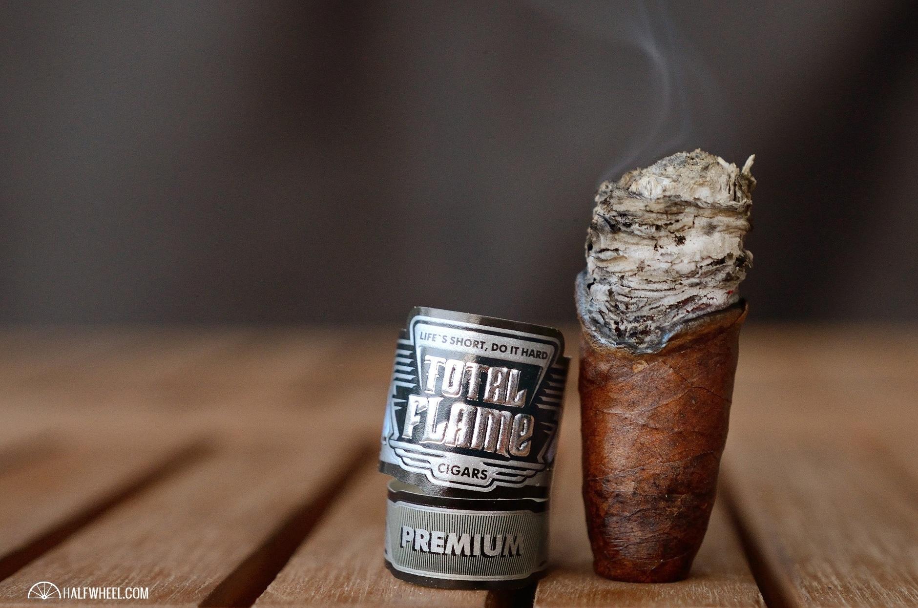 Total Flame Premium 4