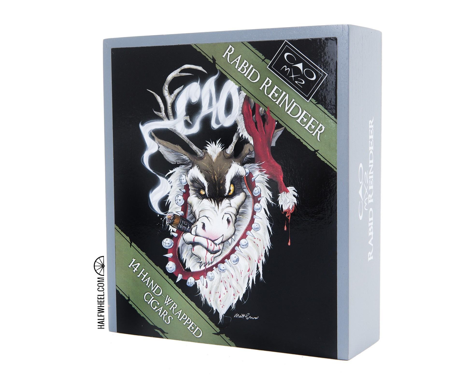 CAO Mx2 Rabid Reindeer Box 1