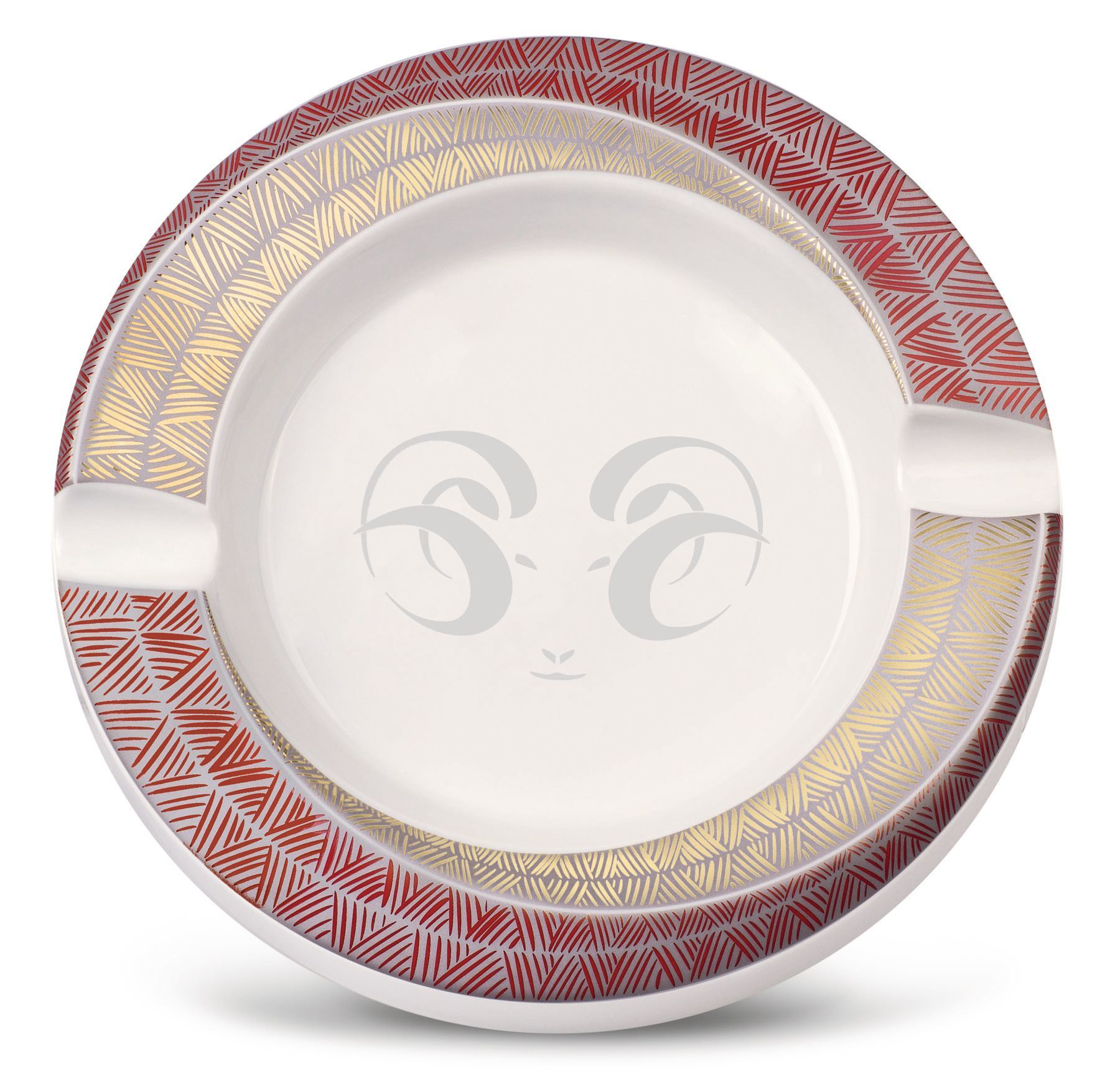 Davidoff Year of the Sheep ashtray