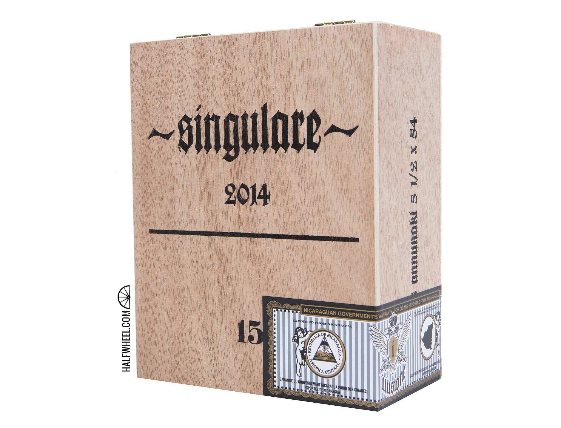 Illusione Singulare 2014 Anunnaki Box 1