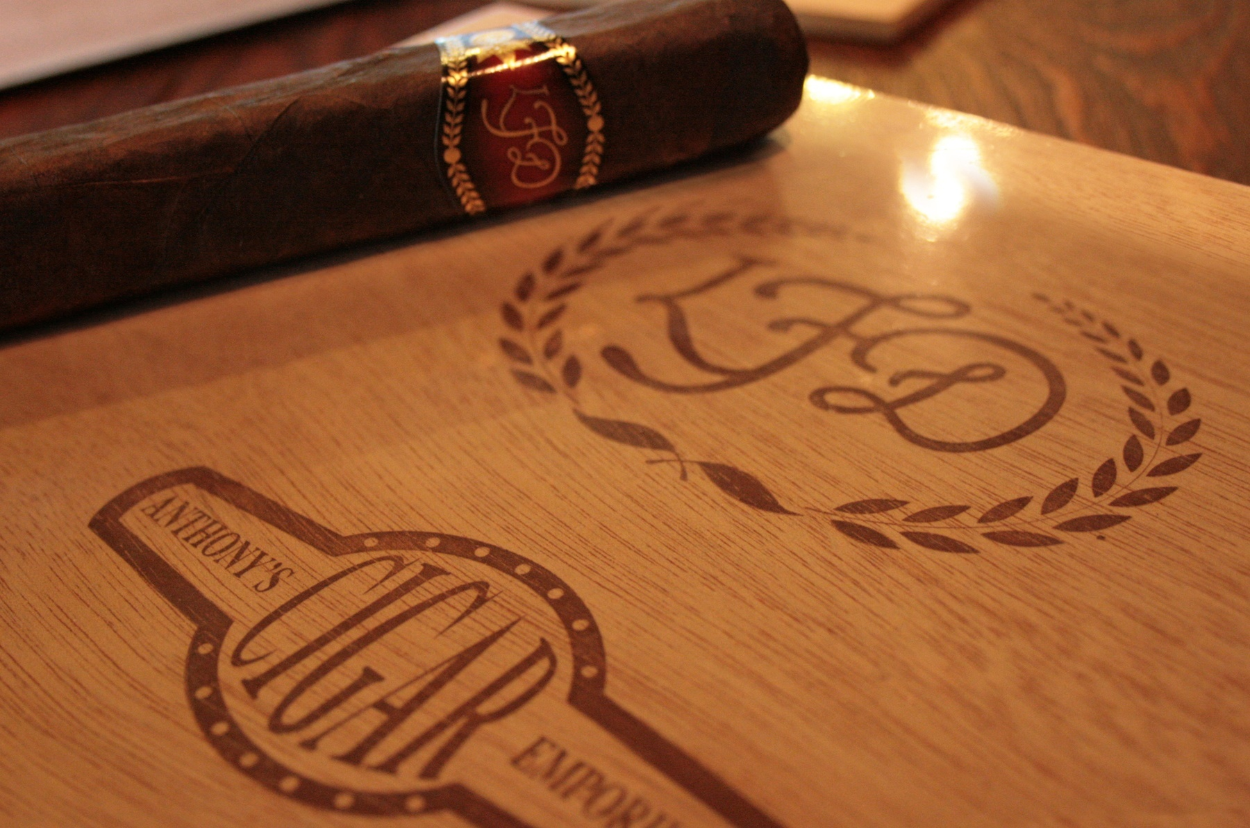 La Flor Dominicana Anthonys Cigar Emporium 20th-1