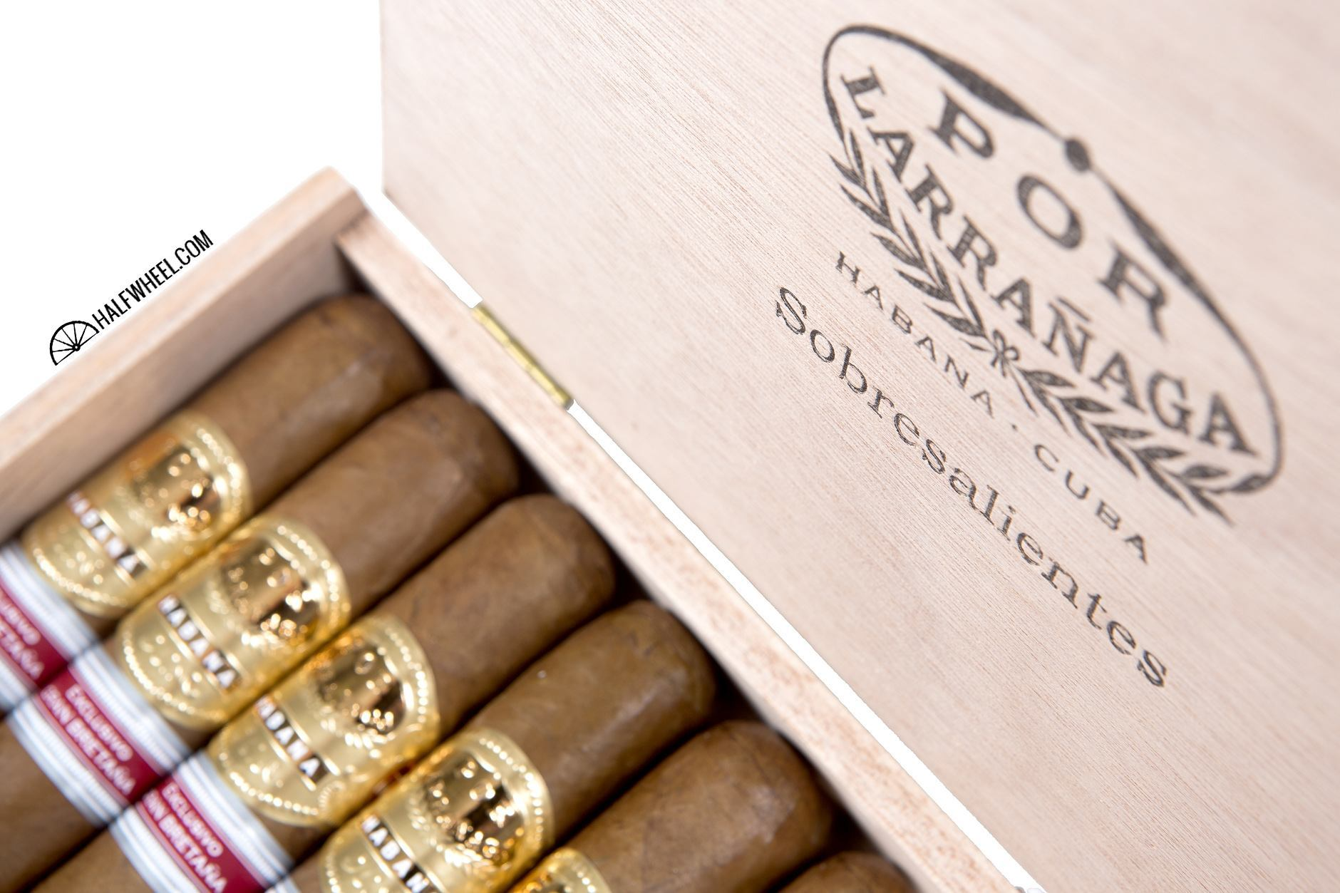 Por Larranaga Sobresalientes  ER Great Britain 2014 Box 2