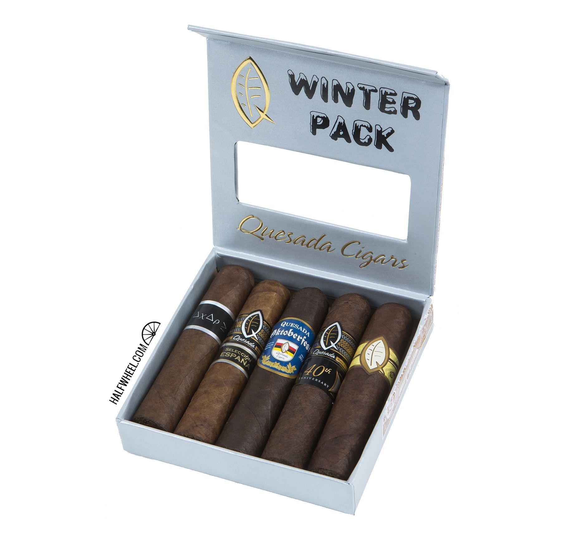 Quesada Winter Pack 2