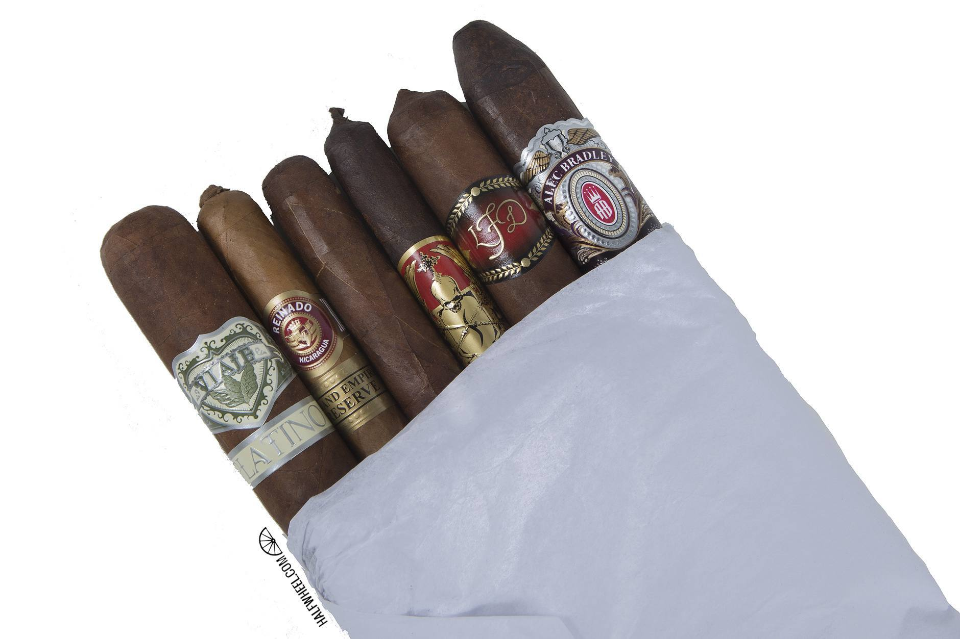 The Humidor  West The Heist Sampler 4