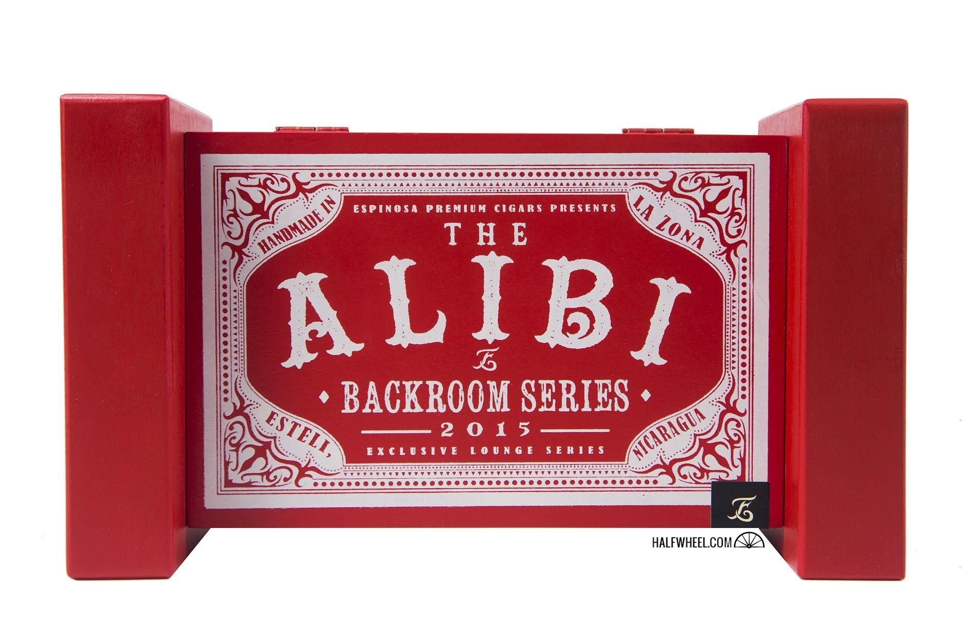 Espinosa The Alibi Box 1