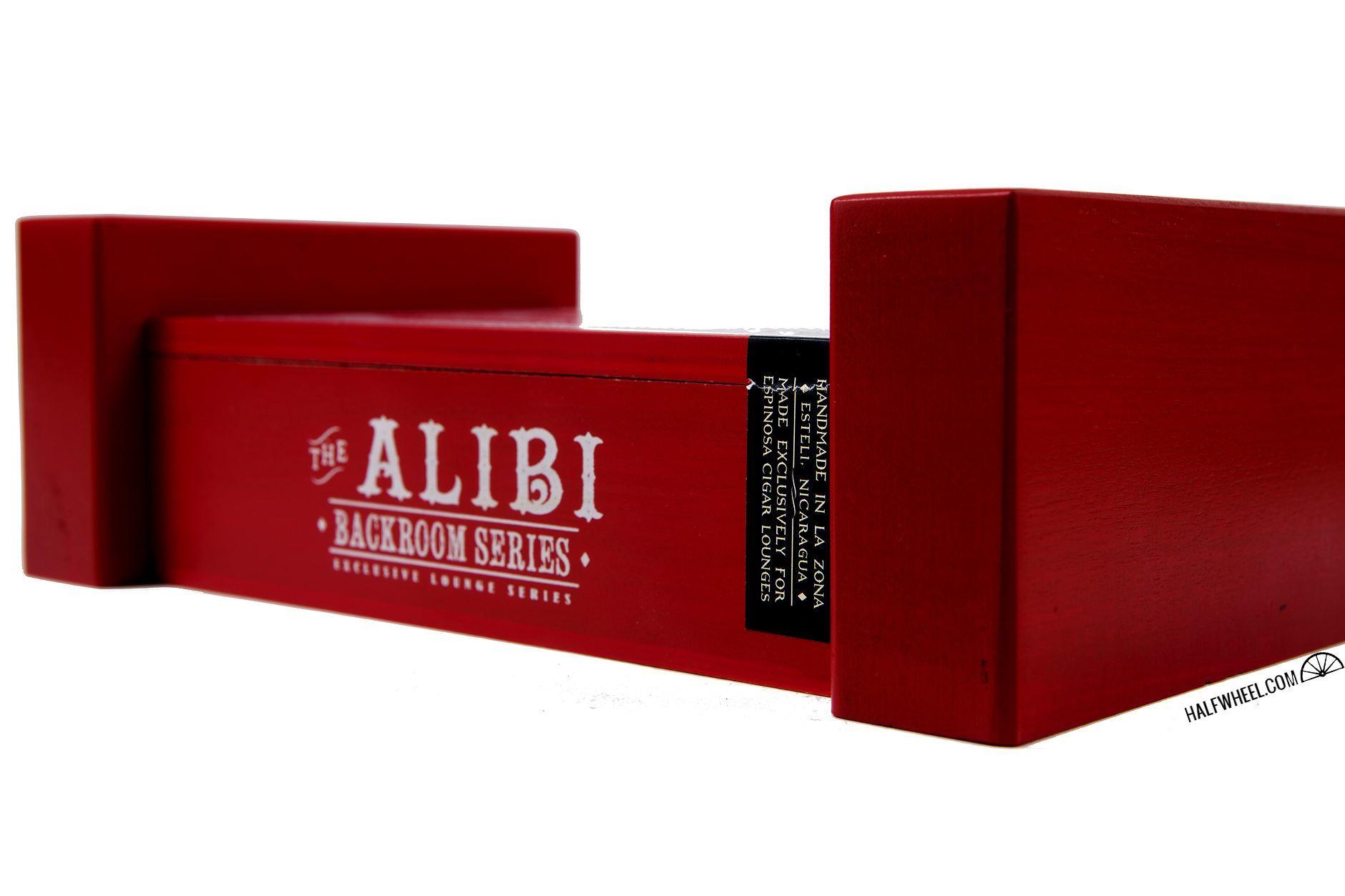Espinosa The Alibi Box 2