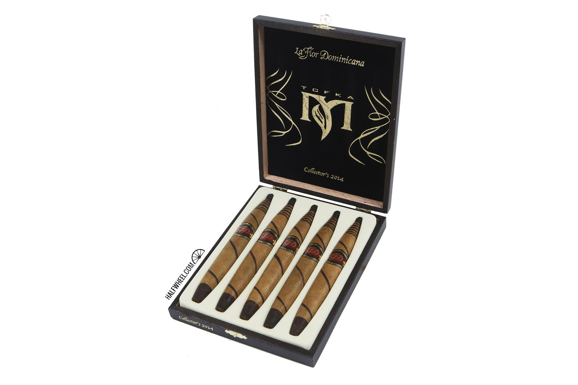 La Flor Dominicana TCFKA  M Collector s 2014 Box 2