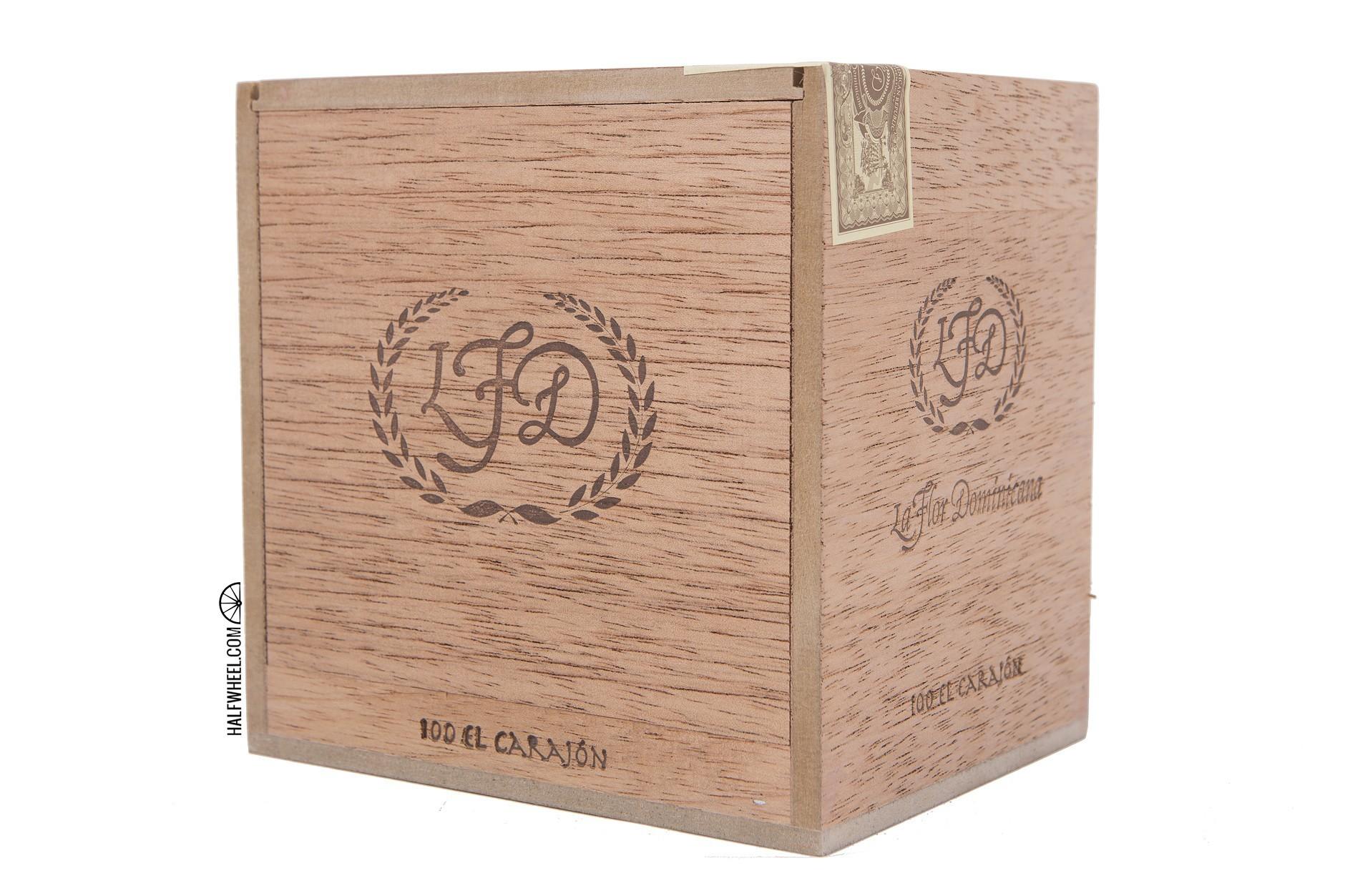 La Flor Dominicana El Carajon Box 1