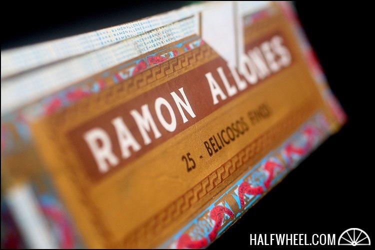 Ramón Allones Belicoso  2005 Box 2
