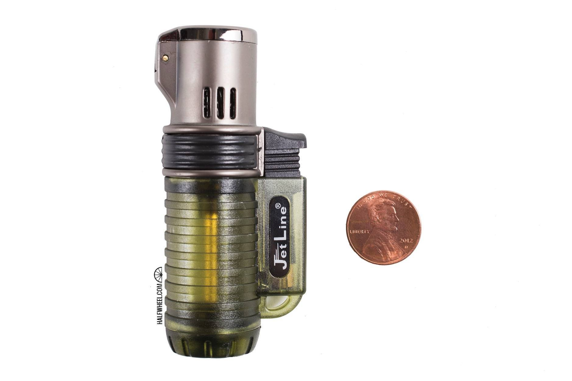 JetLine Single Flame Torch  2014 size