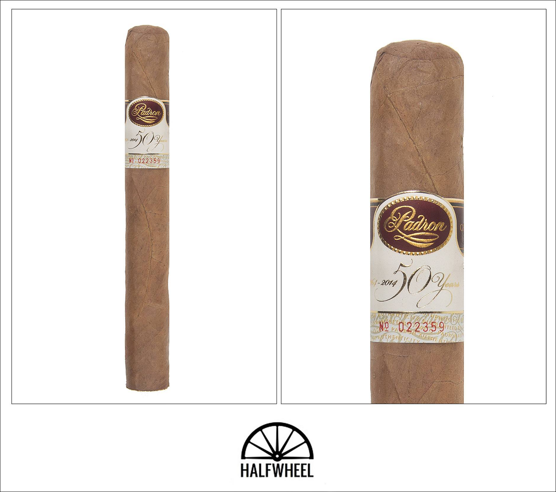 Padron 50th Anniversary Limited Edition Natural 1