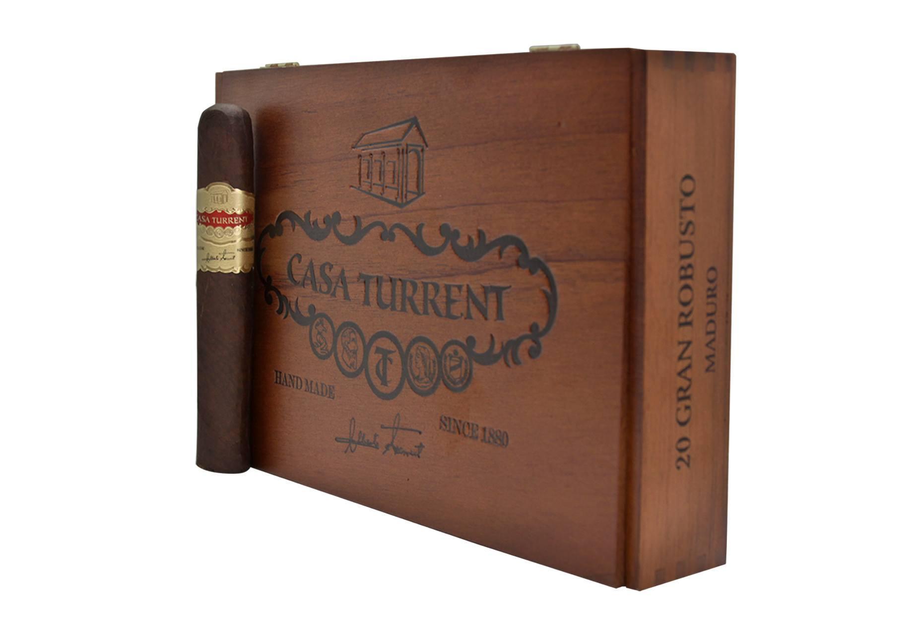 Casa Turrent box and single
