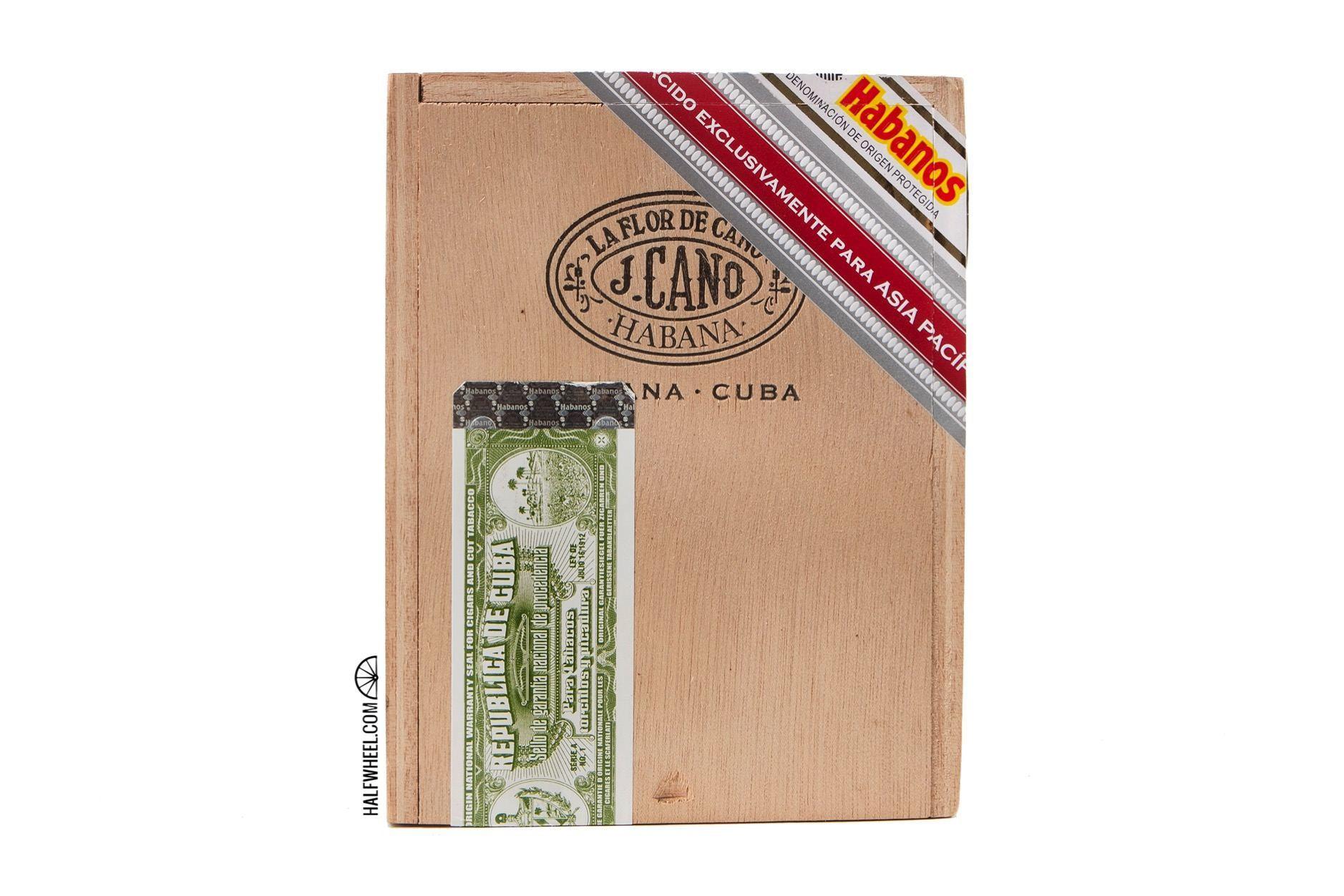 La Flor de Cano Grandiosos Edicion Regional Asia Pacifico Box 1