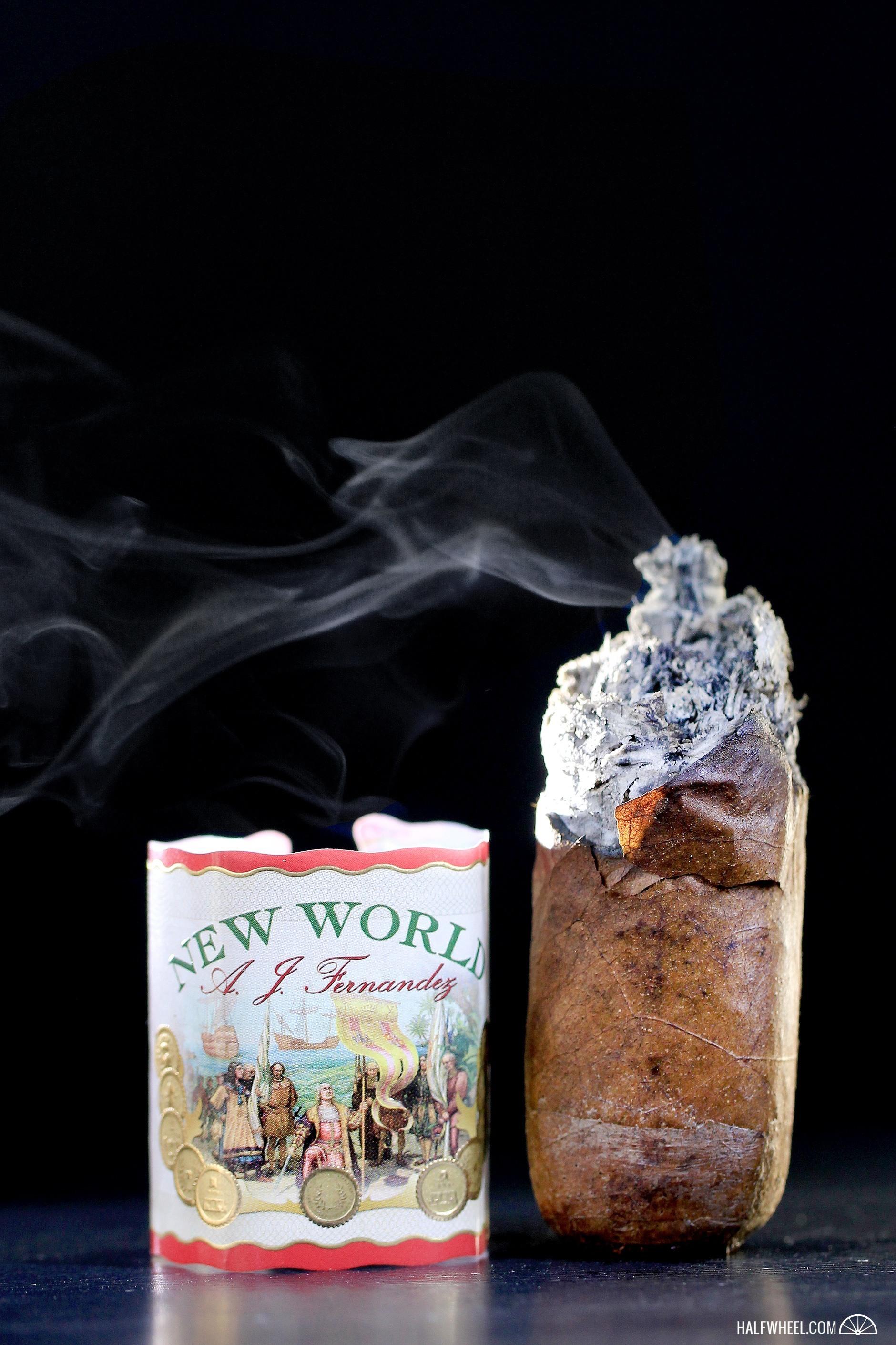 A.J. Fernandez New World Brute 4