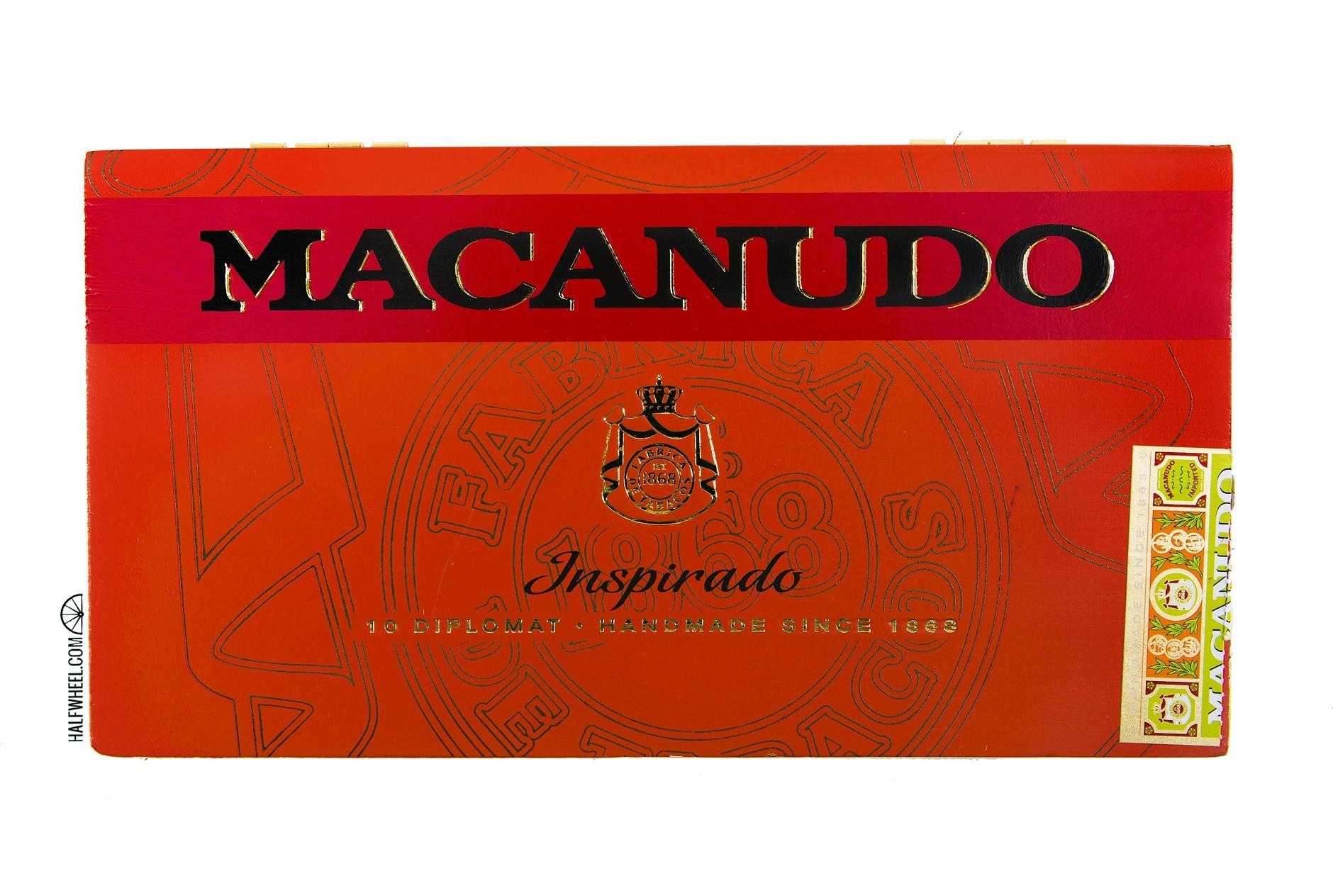 Macanudo Inspirado Diplomat Box 1