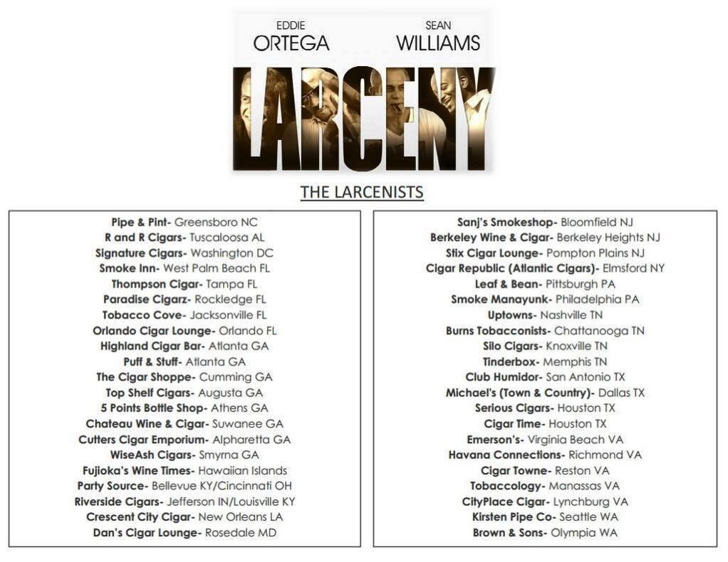 Ortega  El Primer Mundo Larceny