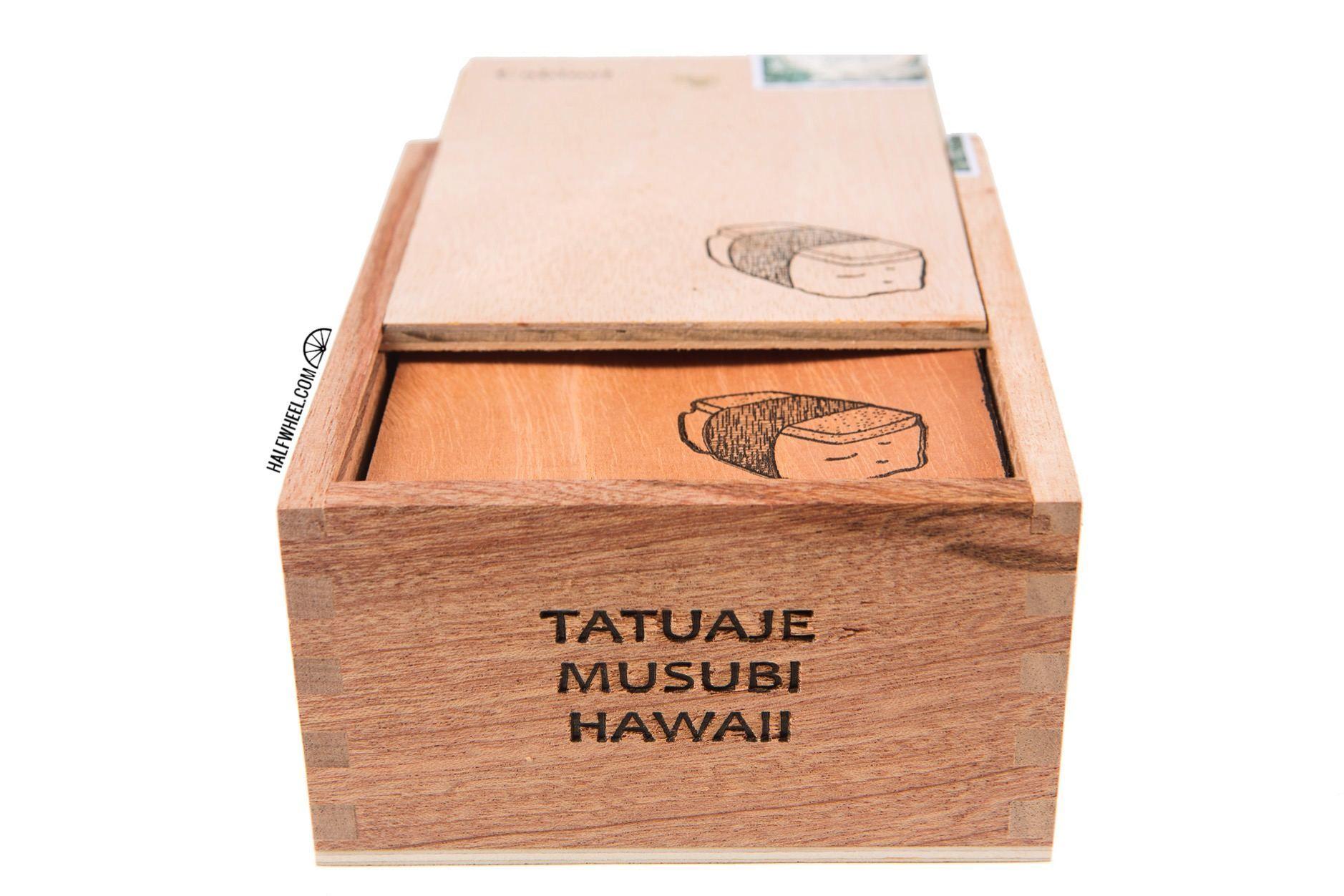Tatuaje Musubi Box 2