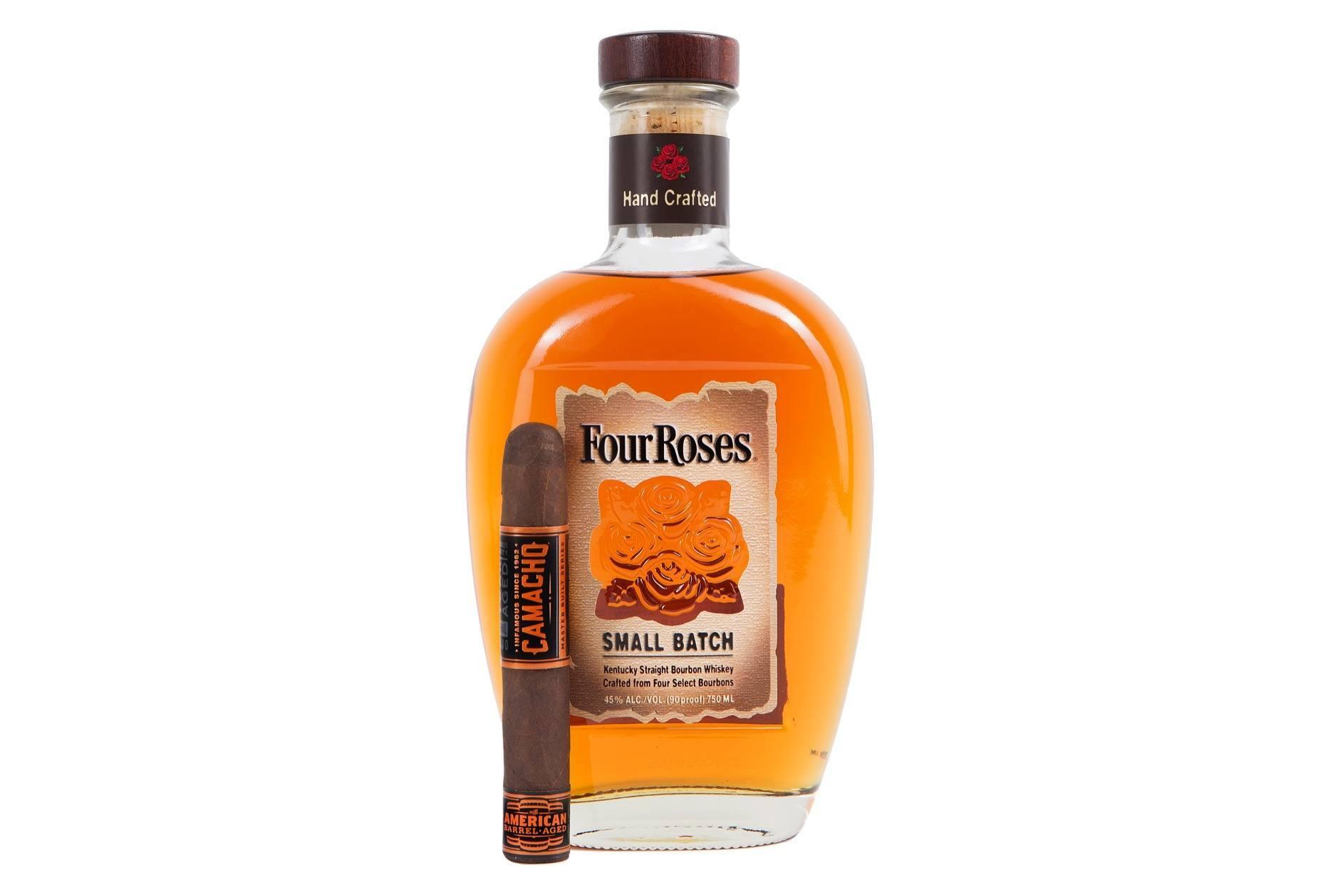 Camacho American Barrel Aged Bourbon Four Roses