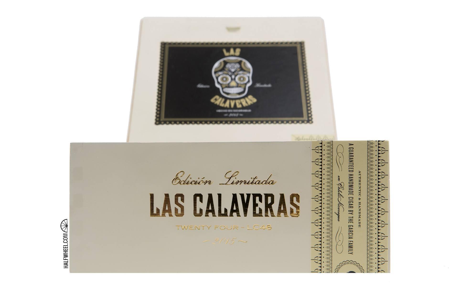 Las Calaveras Edicion Limitada 2015 LC46 Box 2