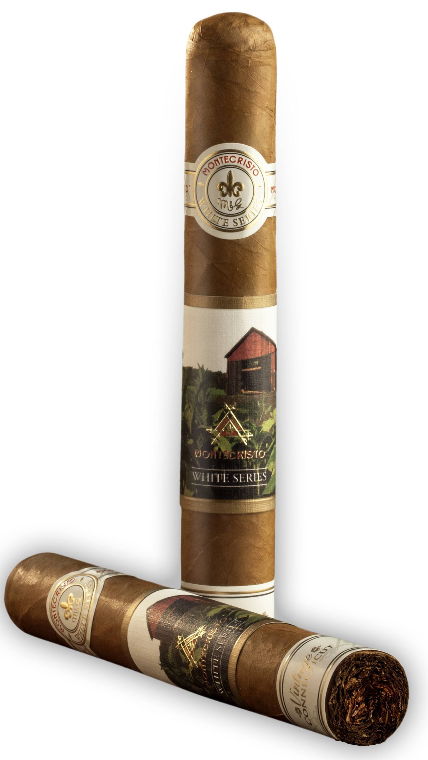 Montecristo Vintage Connecticut cigars
