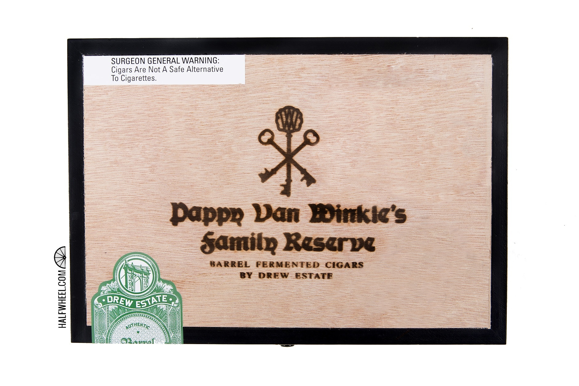 Pappy Van Winkle Barrel Fermented Robusto Box 1