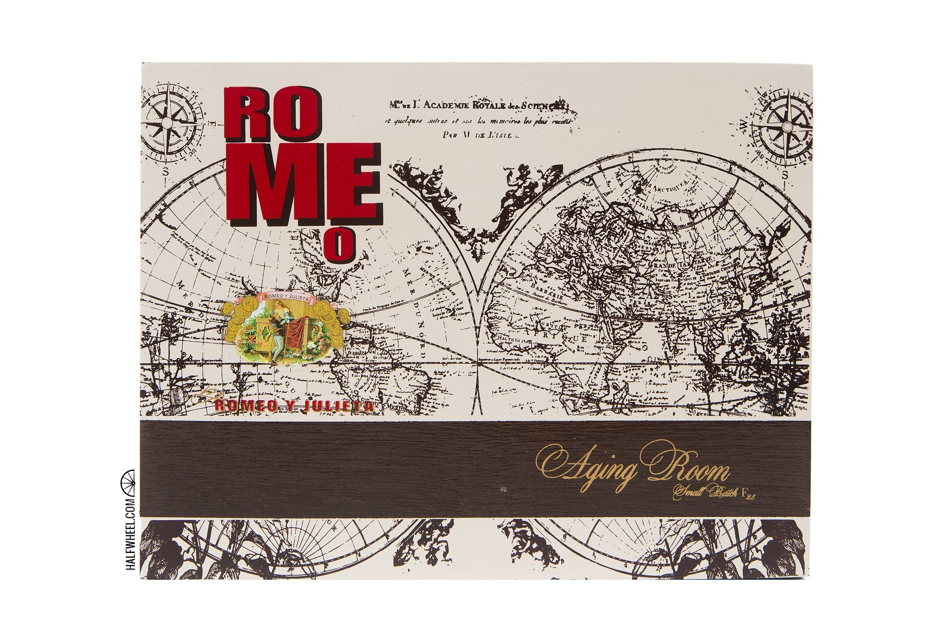 ROMEO by Romeo y Julieta Aging Room Small Batch F25 Capriccio Box 1