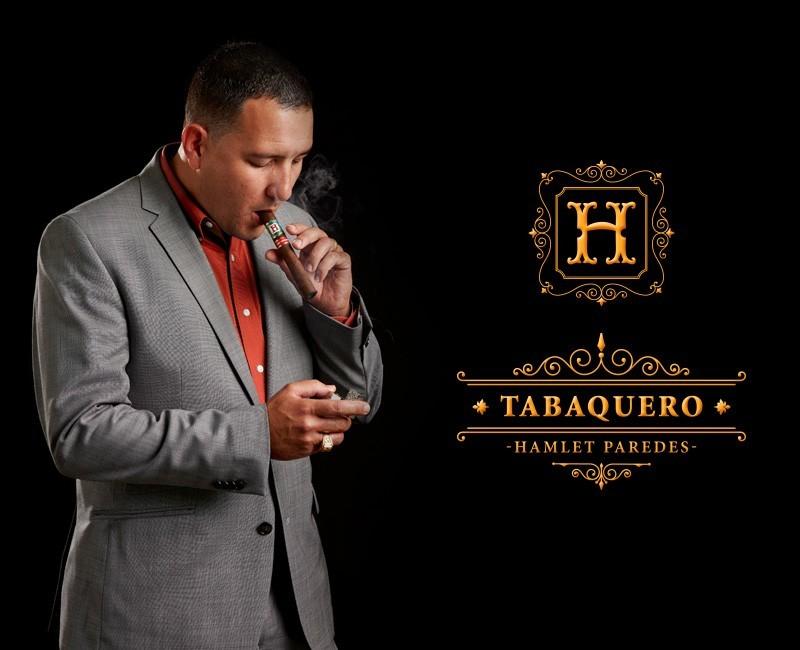 Tabaquero by Hamlet Paredes