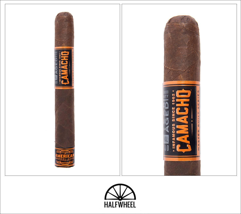 Camacho American Barrel-Aged Toro 1