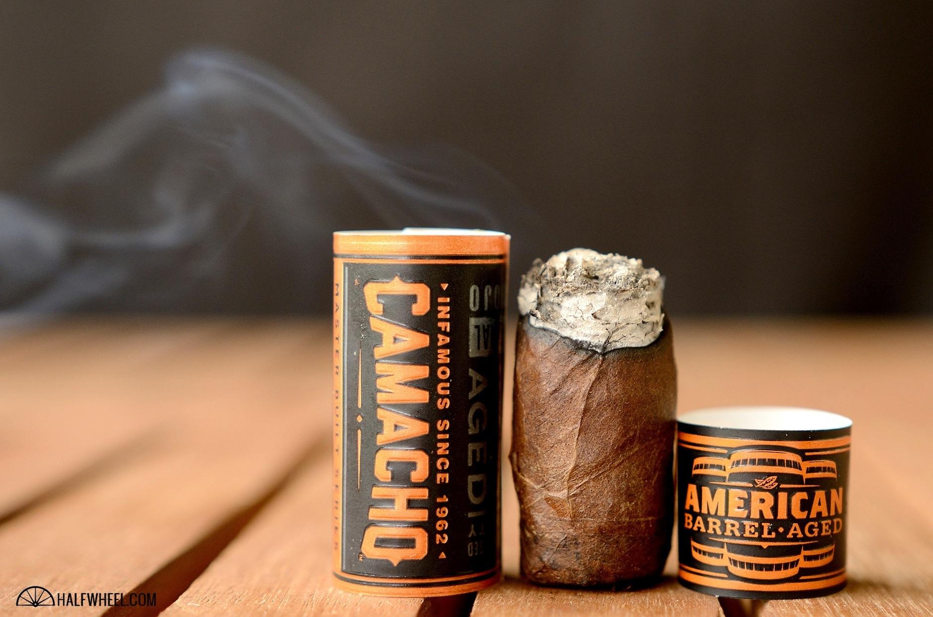 Camacho American Barrel-Aged Toro 4
