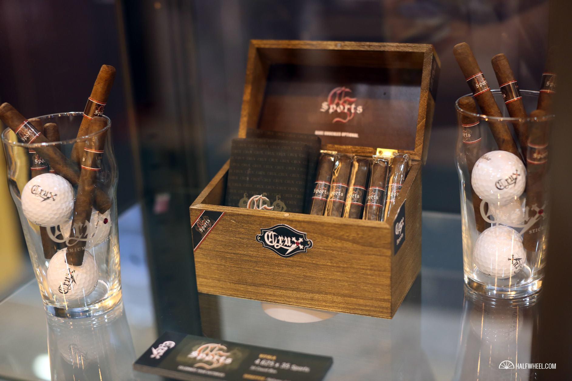 Crux Cigars Sports