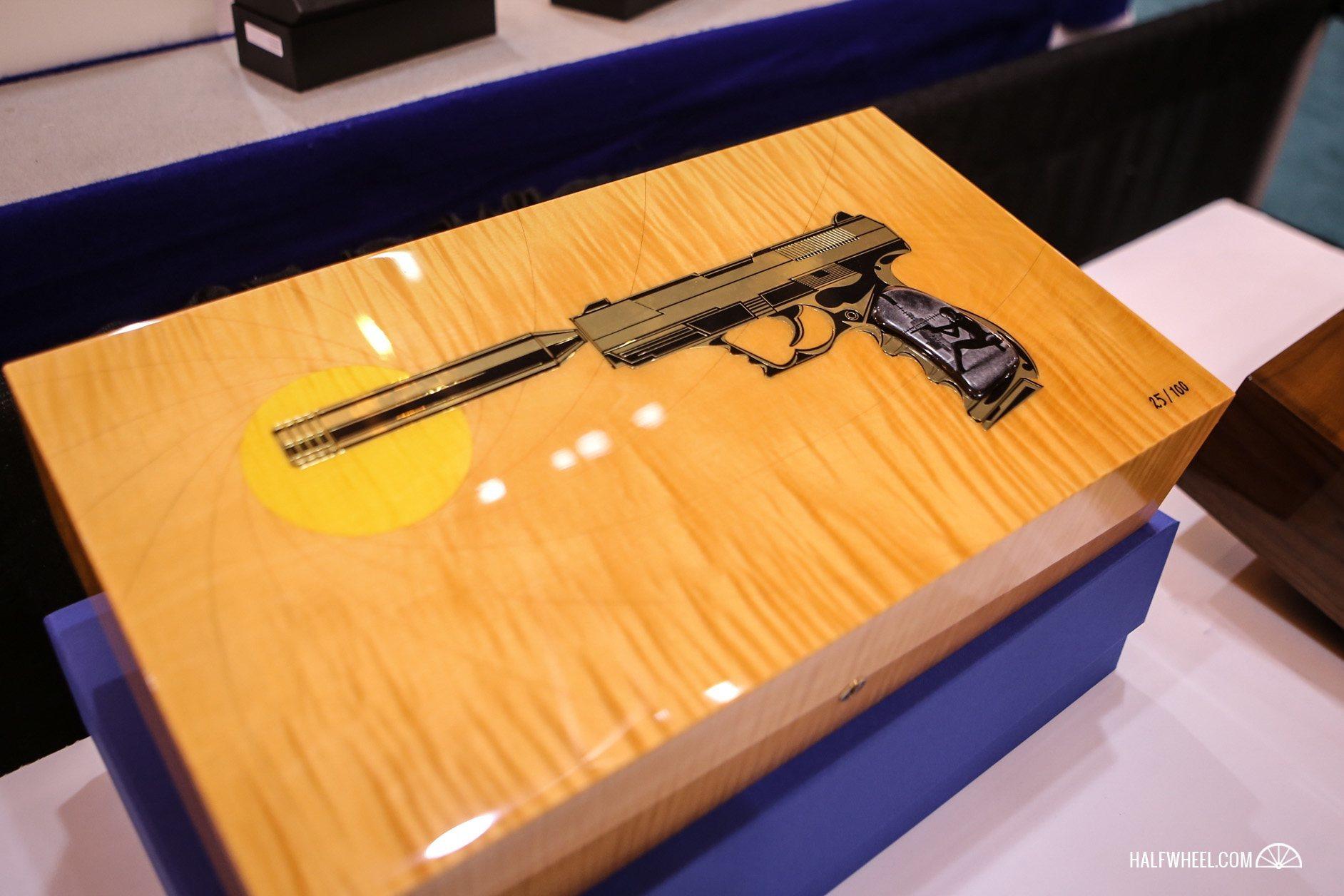 Elie Bleu Gun Humidor 3